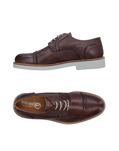 Lacets À Bruno Verri Moka Chaussures FxA7P7nR