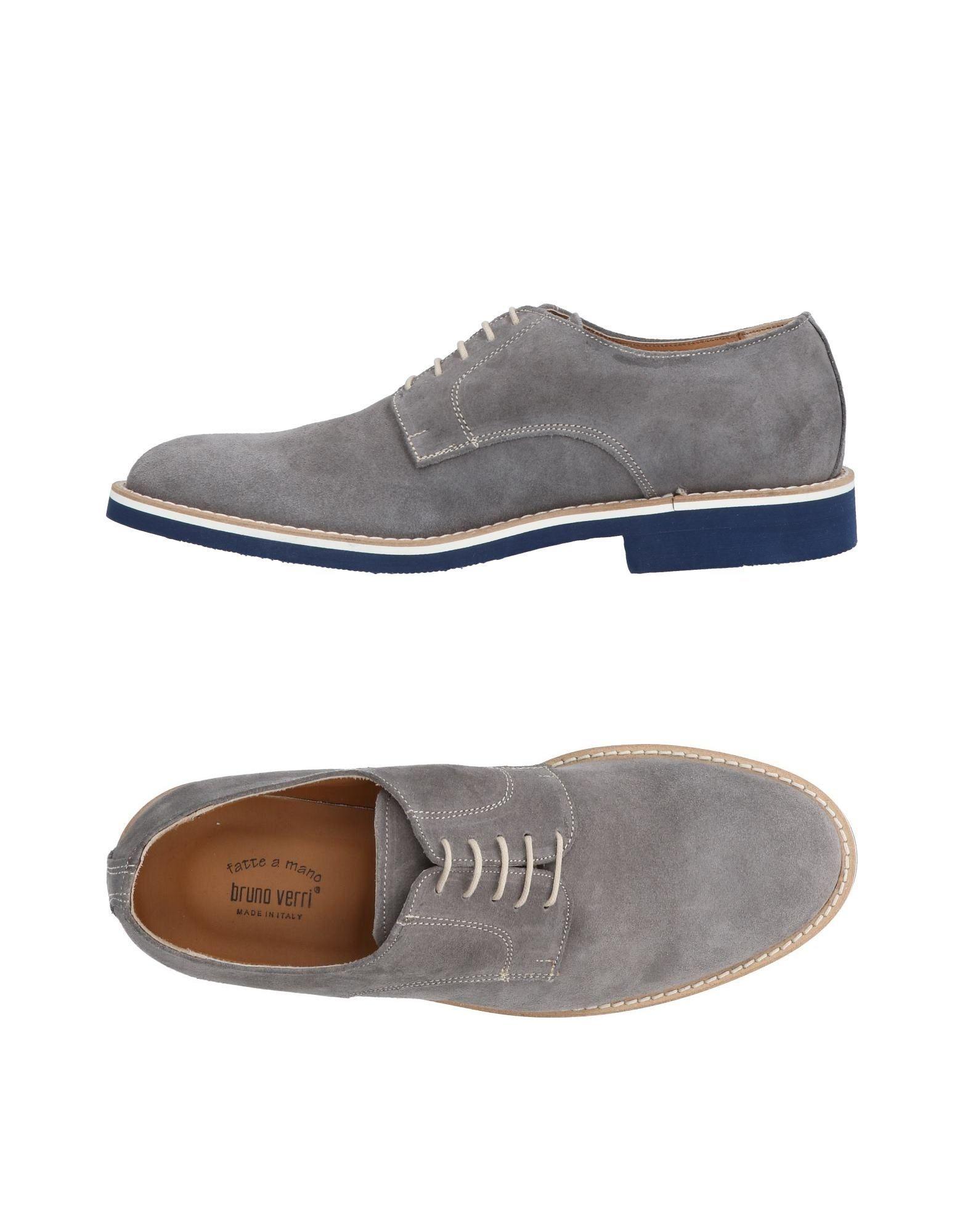 Rabatt echte Schuhe Bruno Verri Schnürschuhe Herren  11337668SP