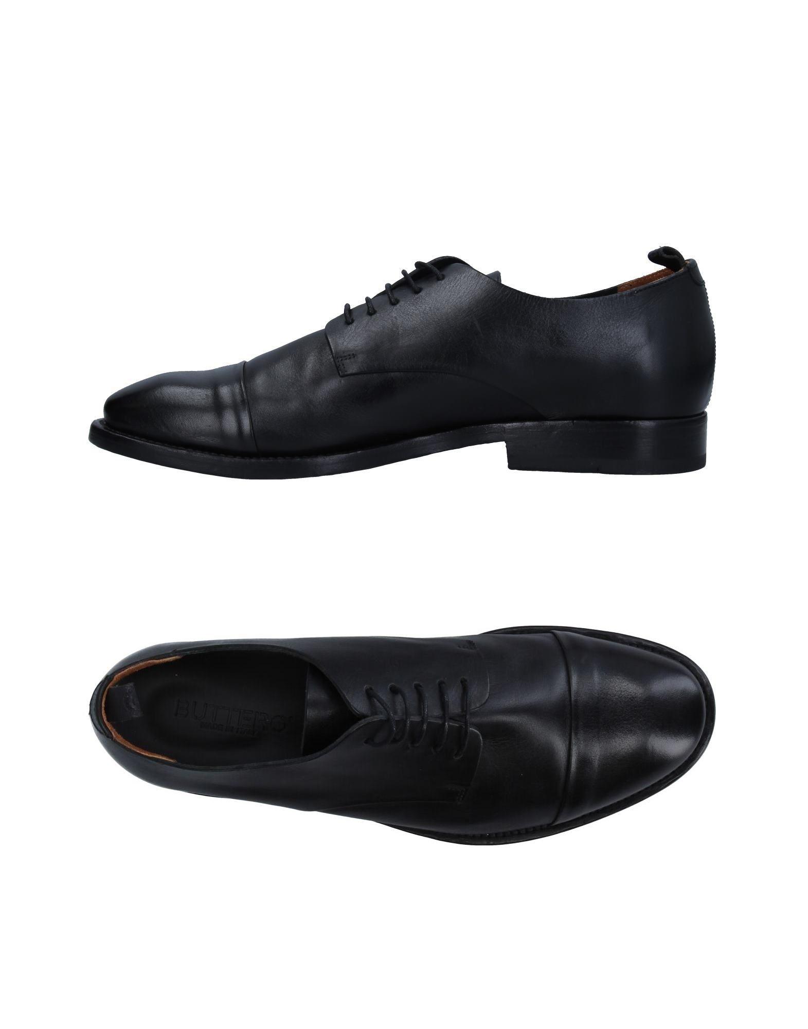 Buttero® Schnürschuhe Herren  11337674IR Gute Qualität beliebte Schuhe