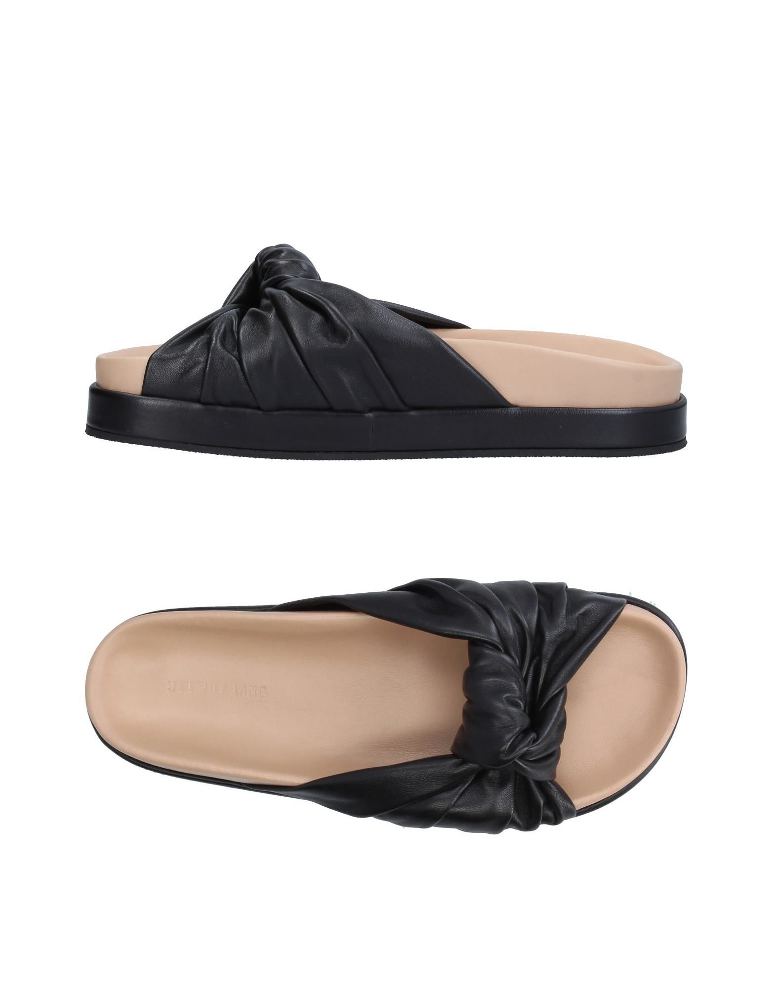 Helmut Lang Sandalen Damen  11337760FIGut aussehende strapazierfähige Schuhe