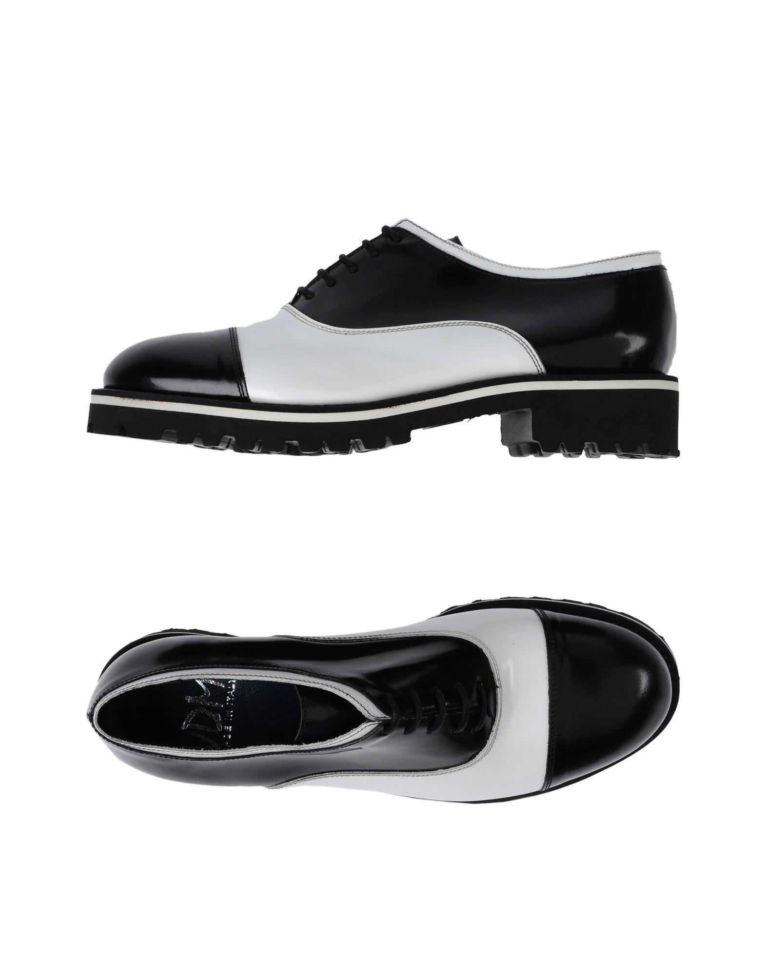 Chaussures À Lacets Vdm  Via Della Moda Femme - Chaussures À Lacets Vdm  Via Della Moda sur