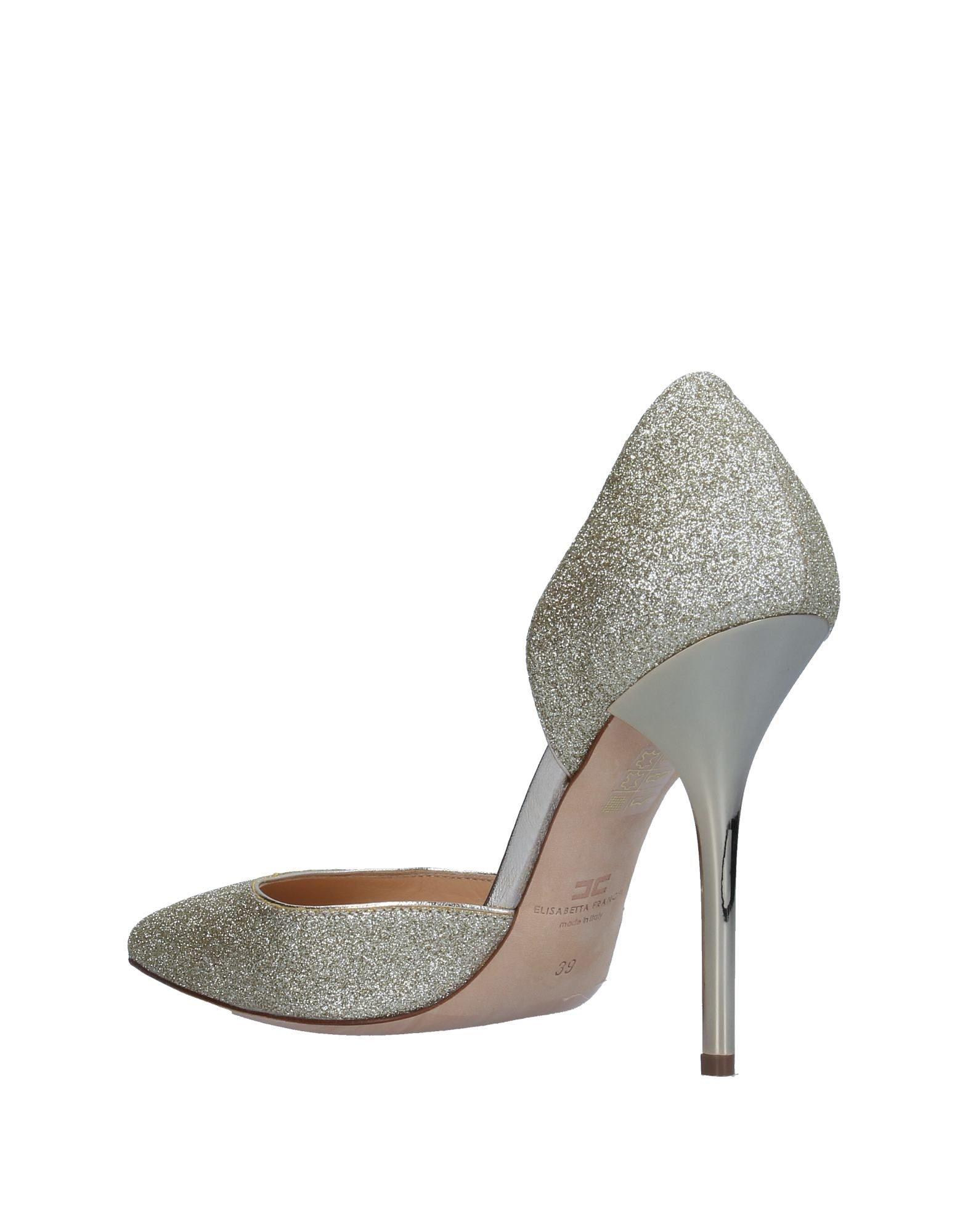Stilvolle Pumps billige Schuhe Elisabetta Franchi Pumps Stilvolle Damen  11337975BP 12d1a9