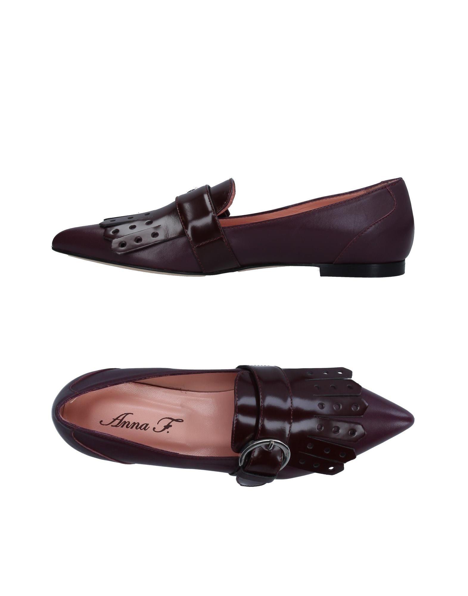 Anna F. Mokassins Damen  11337988OV Gute Qualität beliebte Schuhe