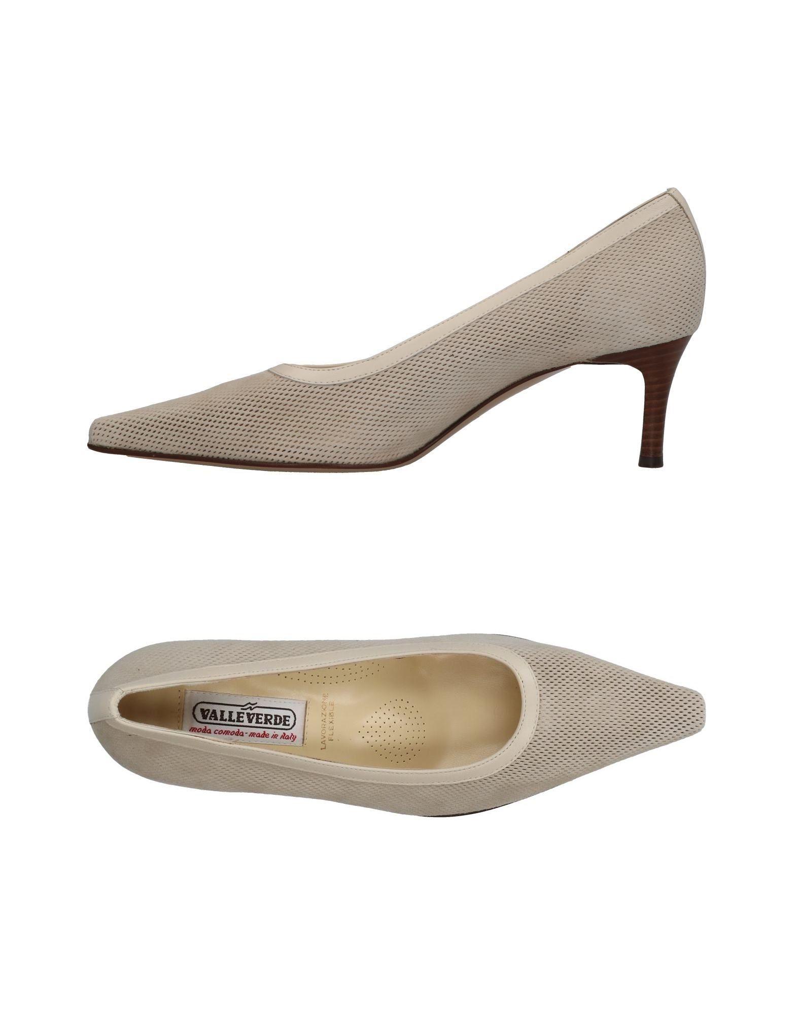 Gut um billige Schuhe zu tragenValleverde Pumps Damen  11338082PA