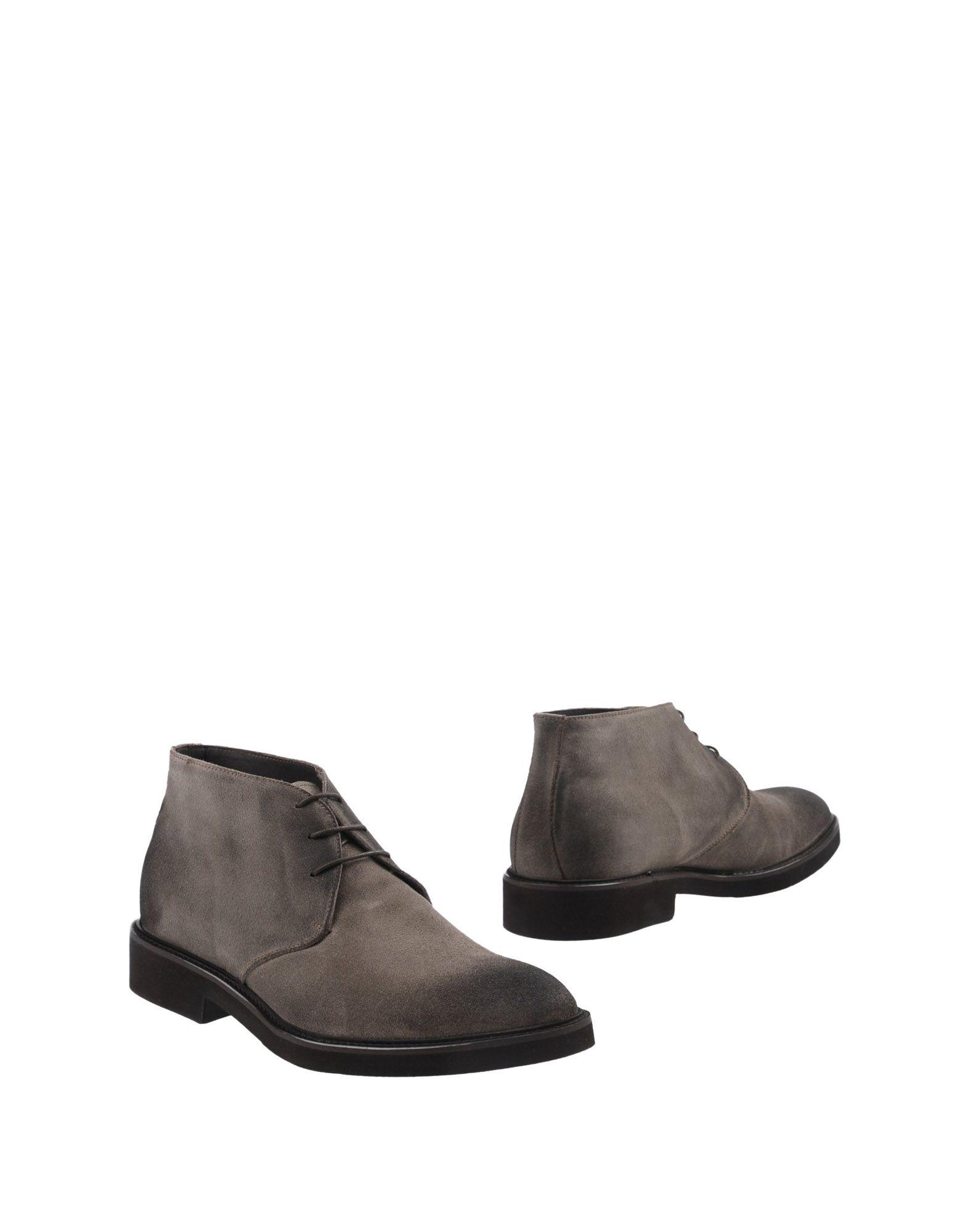 Rabatt echte Schuhe Calzoleria Napoletana  1921 Stiefelette Herren  11338105SO