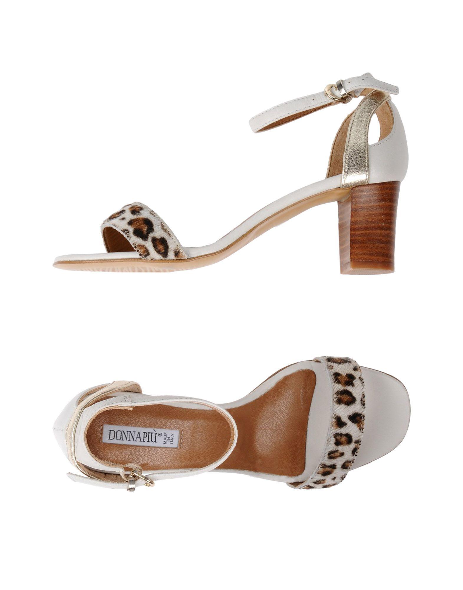 Donna Più Sandalen Damen  11338141EM Gute Qualität beliebte Schuhe