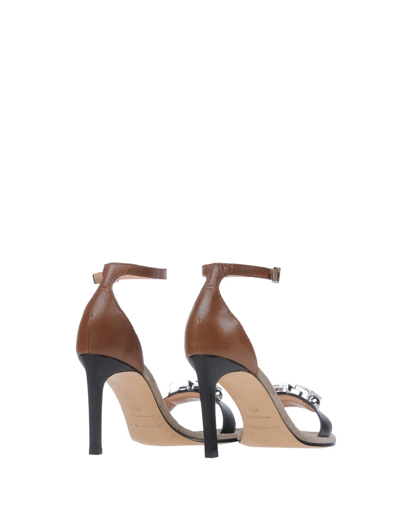 Sandales Carven Femme - Sandales Carven sur