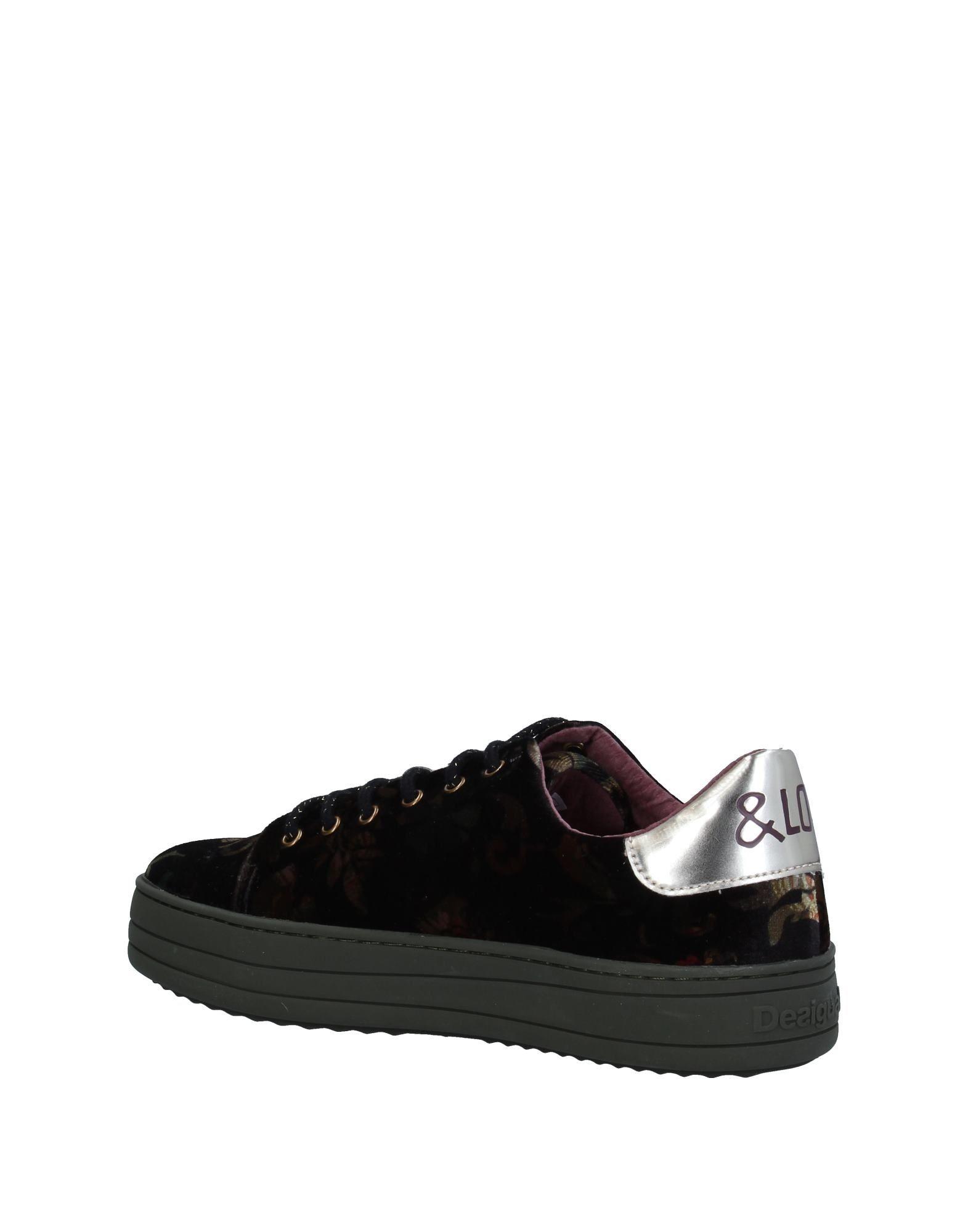 Desigual Sneakers Damen Damen Damen  11338161XJ Heiße Schuhe 068396