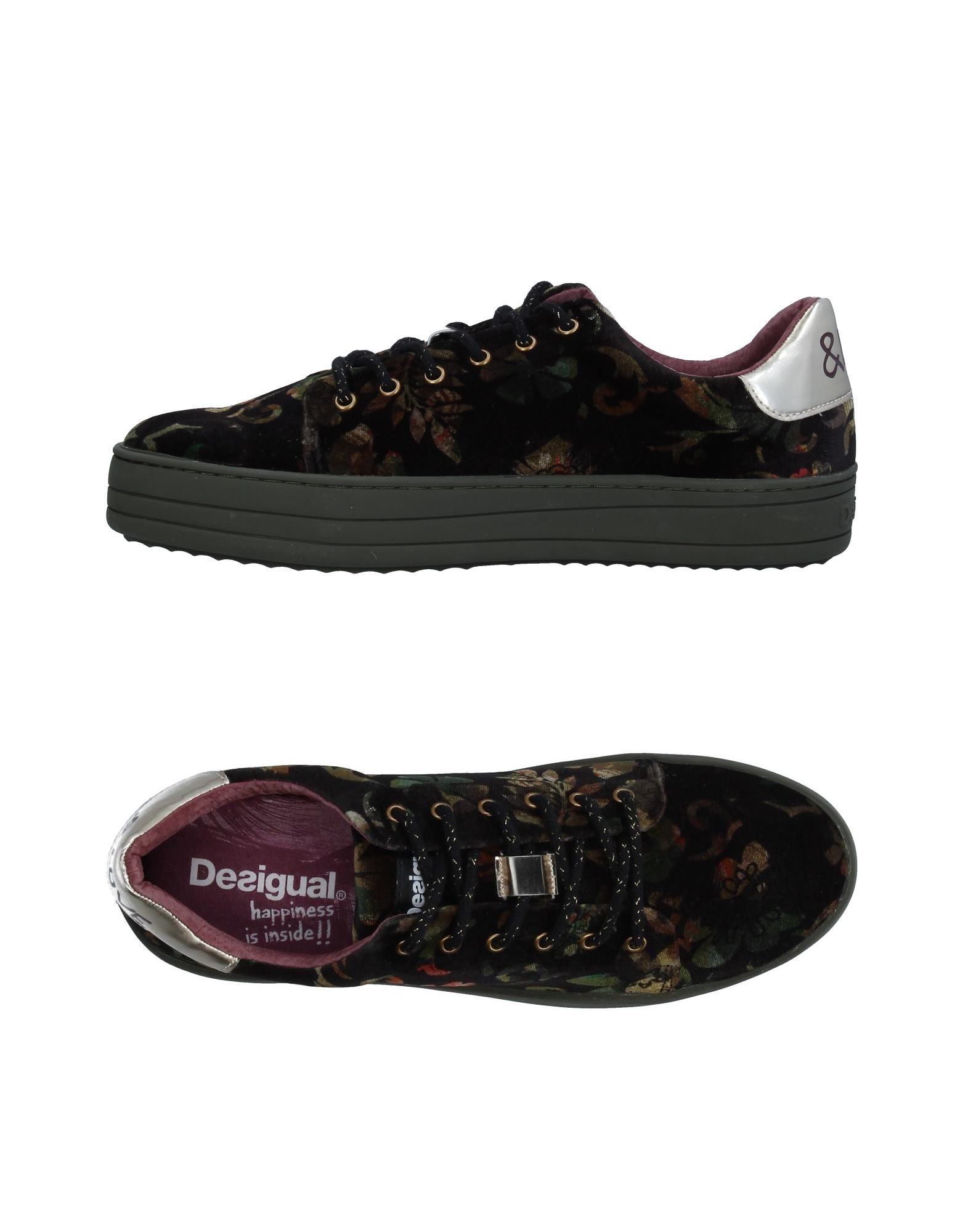 Sneakers Donna Desigual Donna Sneakers - 11338161XJ Scarpe comode e distintive 0b3396