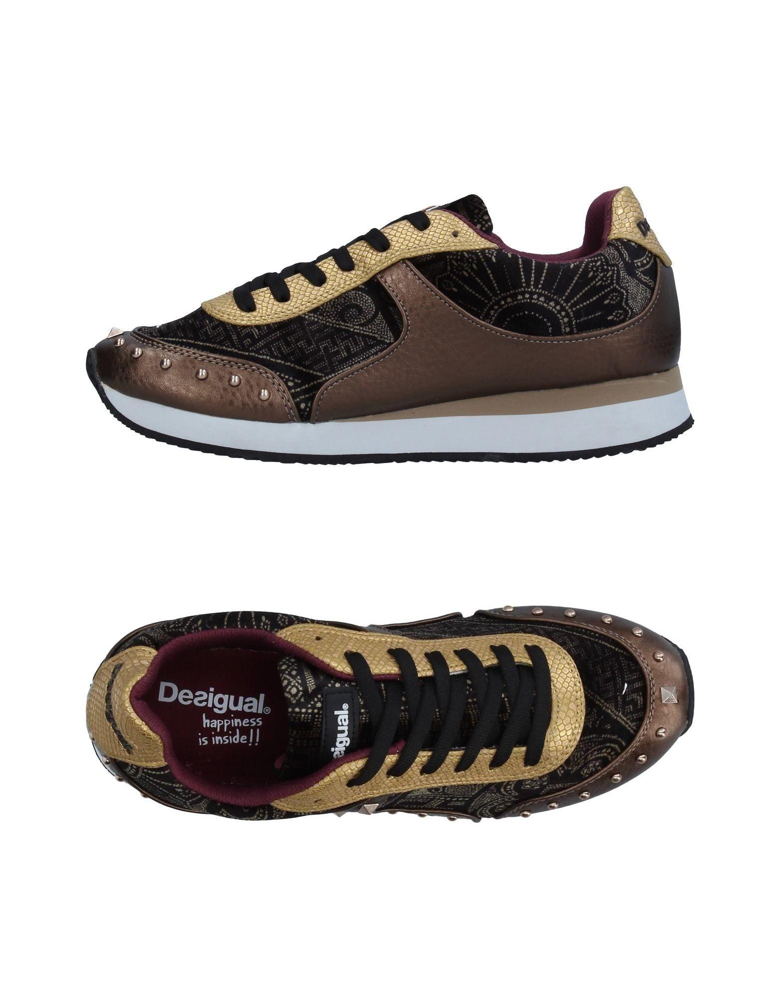 Desigual Sneakers - Women Desigual 11338197CE Sneakers online on  Australia - 11338197CE Desigual fdf20e