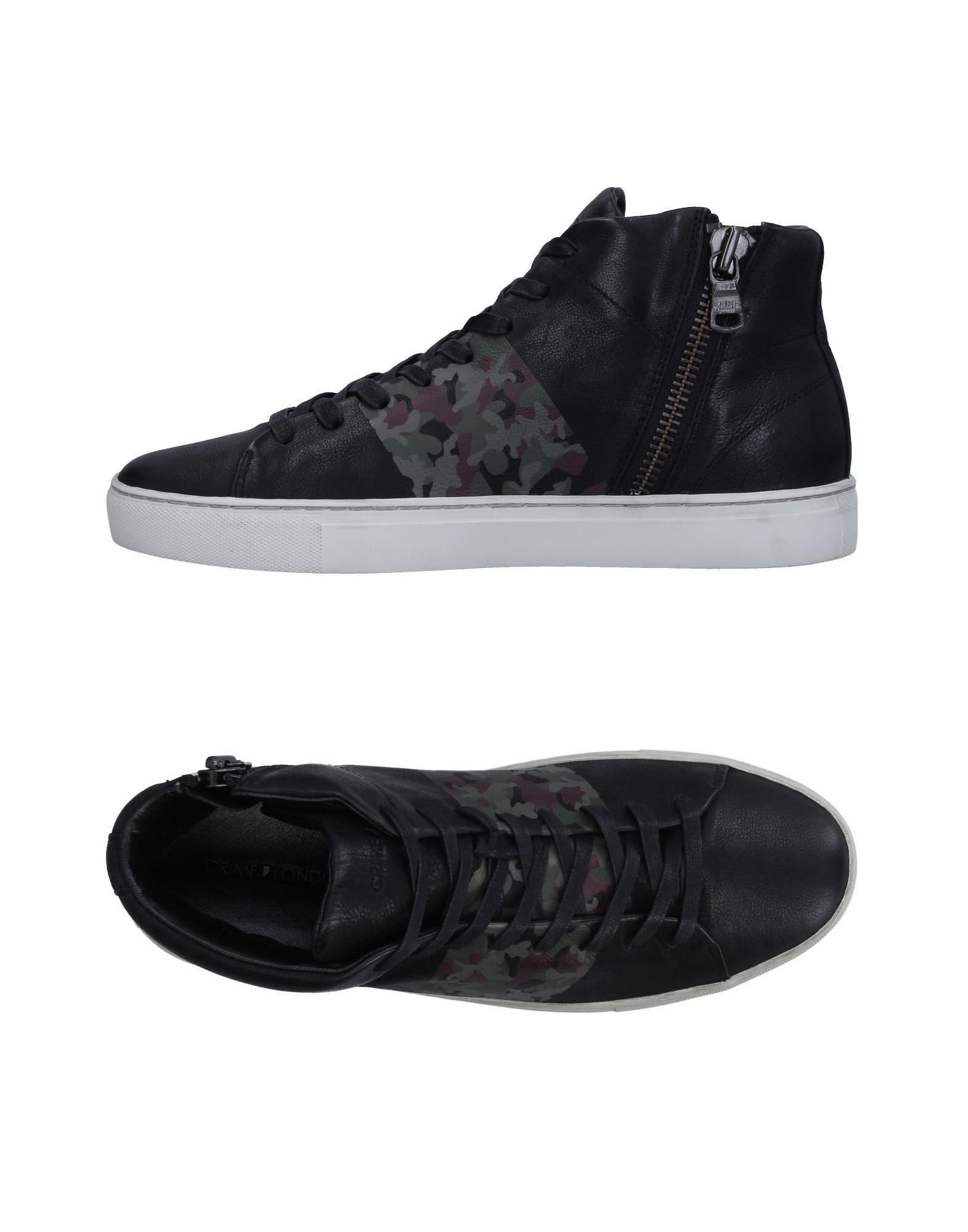 Rabatt echte Schuhe Crime London Sneakers Herren  11338235ON