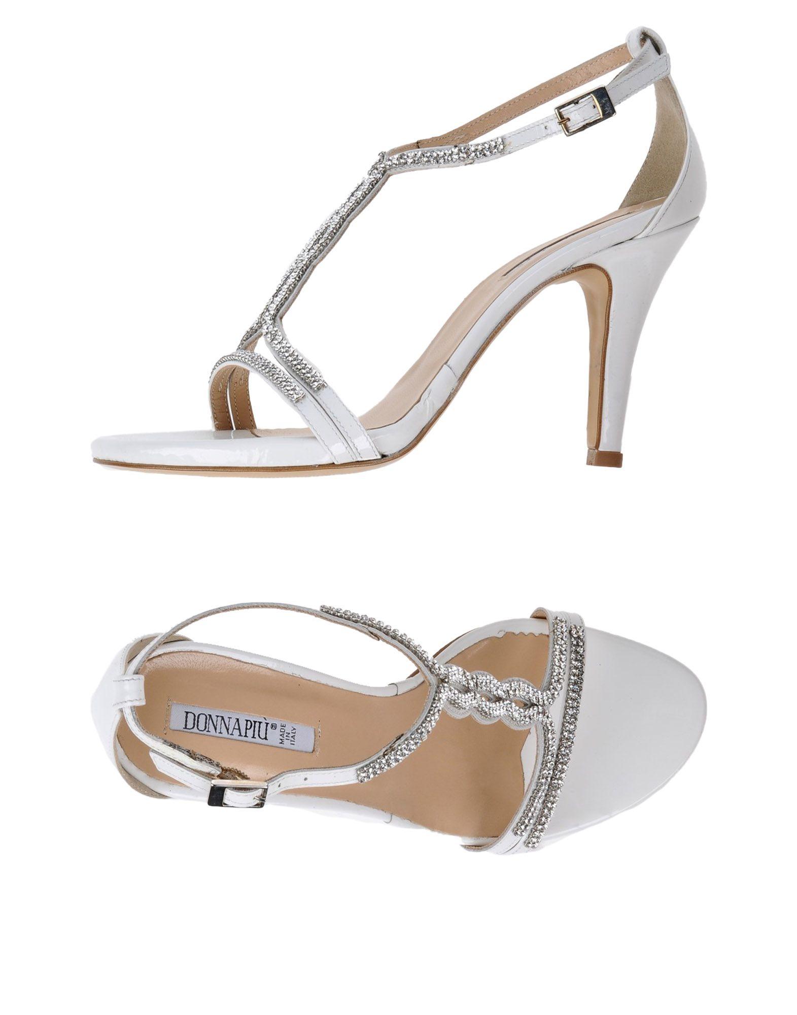 Donna Più Sandalen Damen  11338253MV Gute Qualität beliebte Schuhe