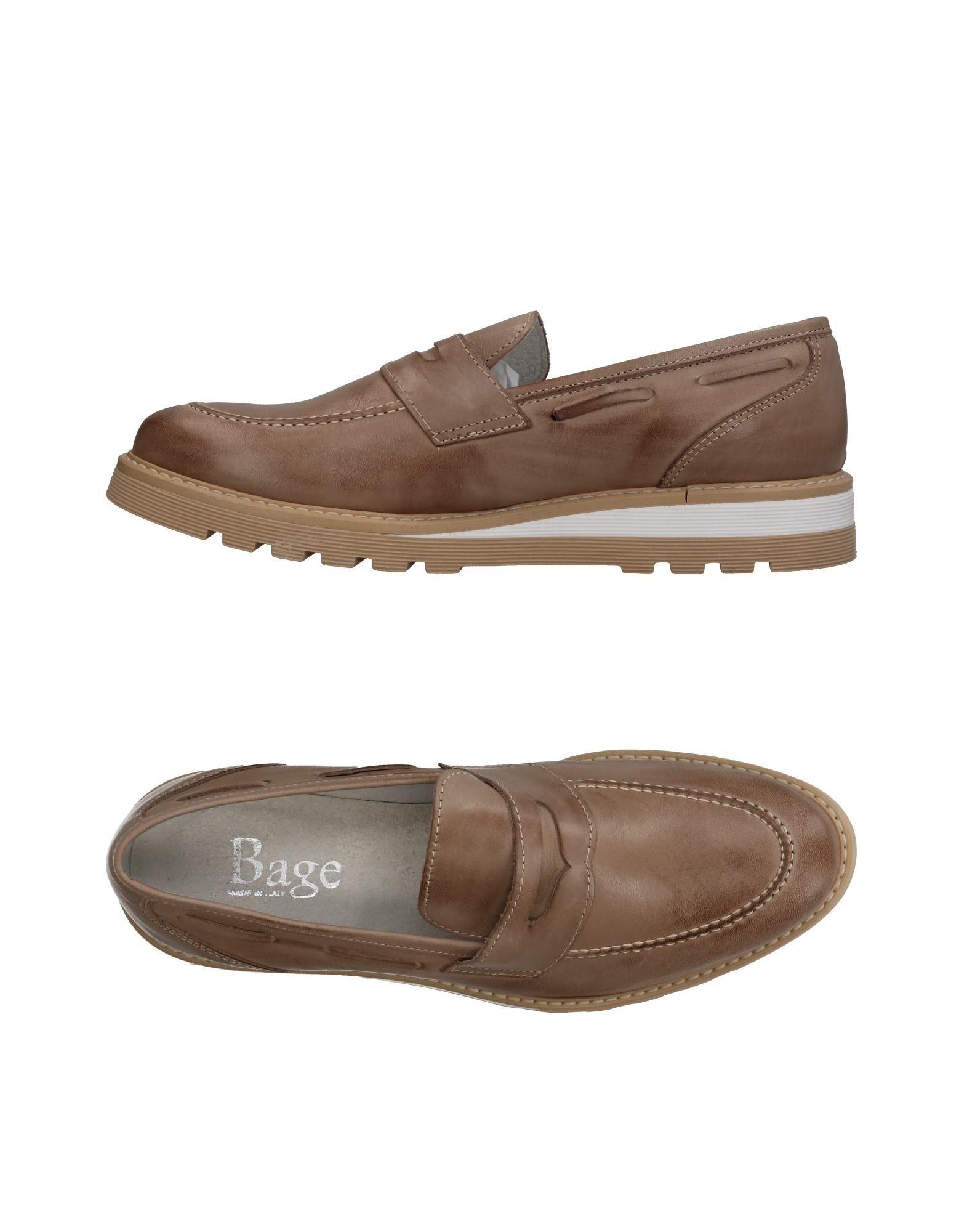 Rabatt echte Schuhe Bage Mokassins Herren  11338284AP