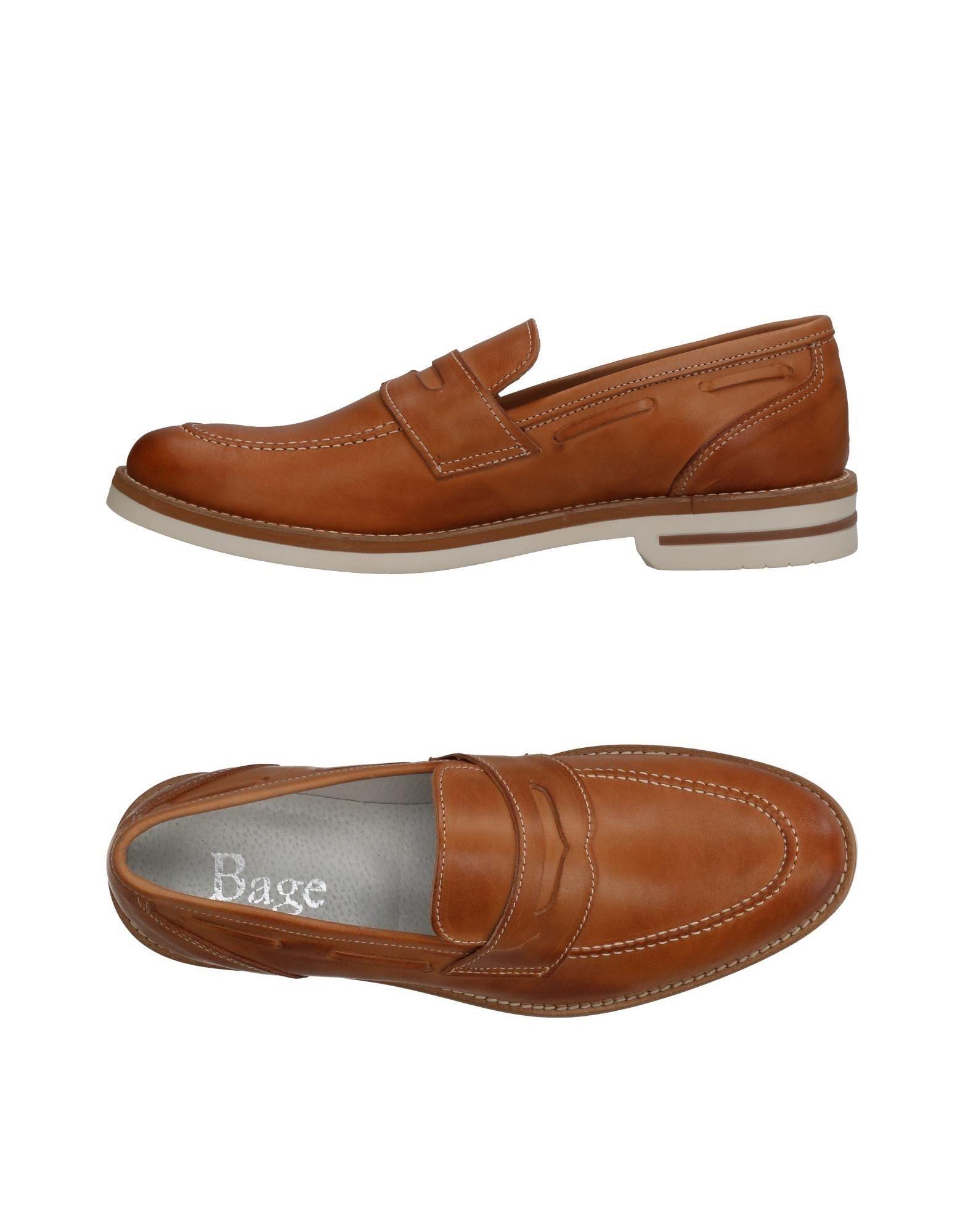 Rabatt echte Schuhe Bage Mokassins Herren  11338298WI