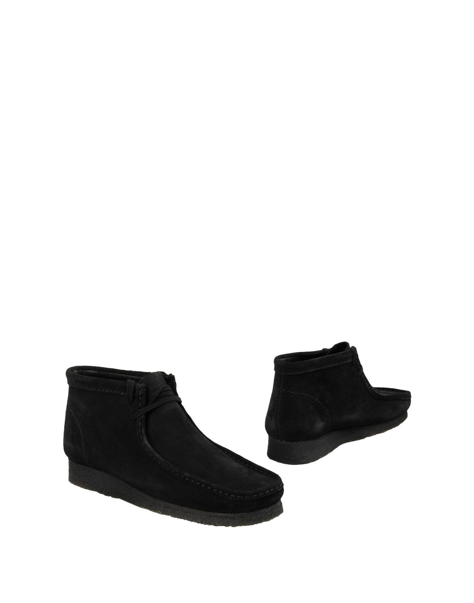 Rabatt echte Schuhe Clarks Originals Wallabee Boot  11338398EK