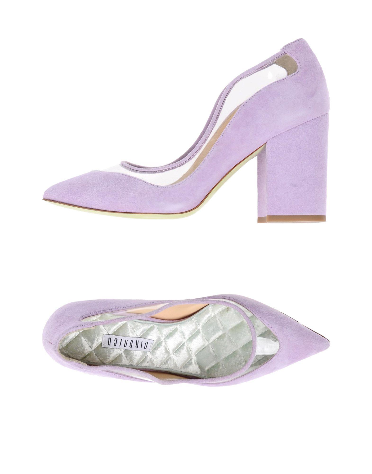 Stilvolle billige Schuhe Giannico Pumps Damen  11338399TH