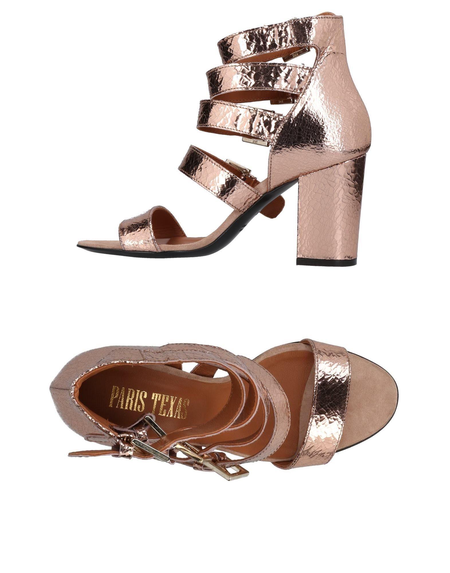 Gut um billige Schuhe Damen zu tragenParis Texas Sandalen Damen Schuhe  11338409VN 604fbe