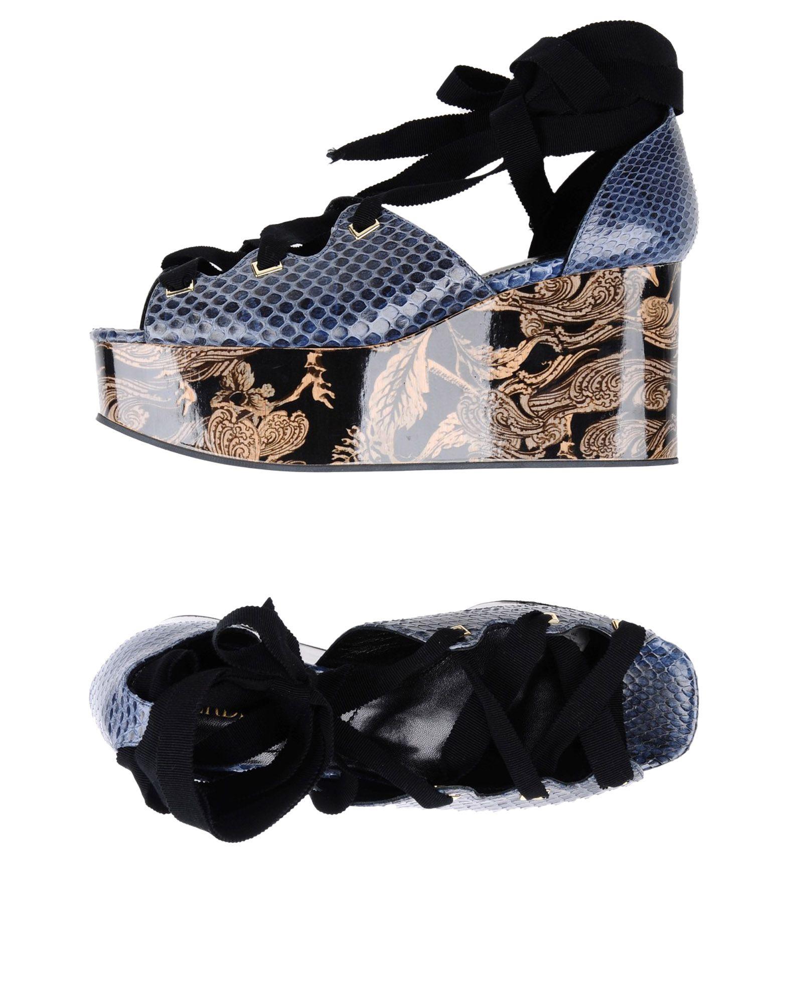 Rabatt Schuhe Erdem Sandalen Damen  11338414CQ