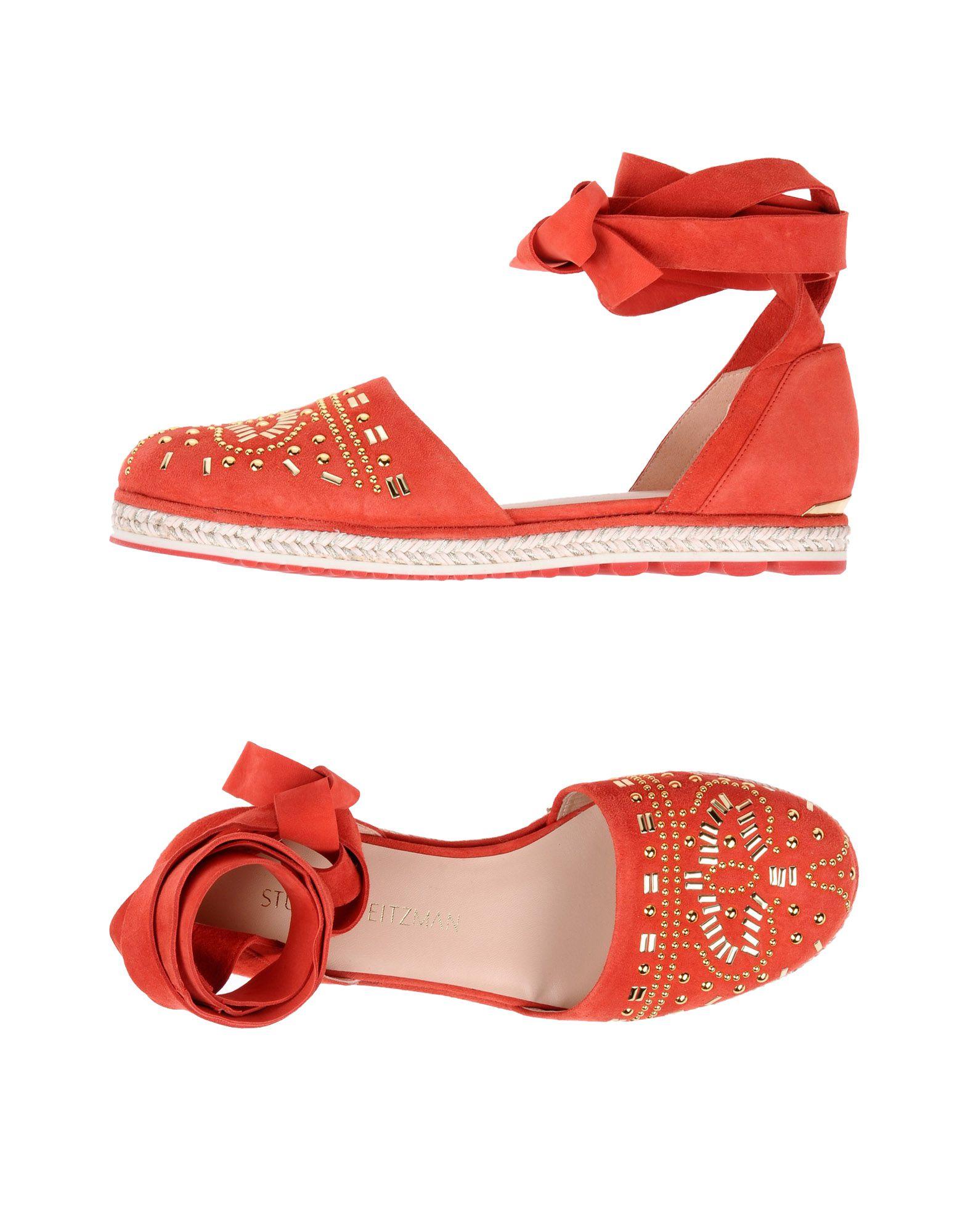 Stuart Weitzman Espadrilles Damen  11338502FN Gute Qualität beliebte Schuhe