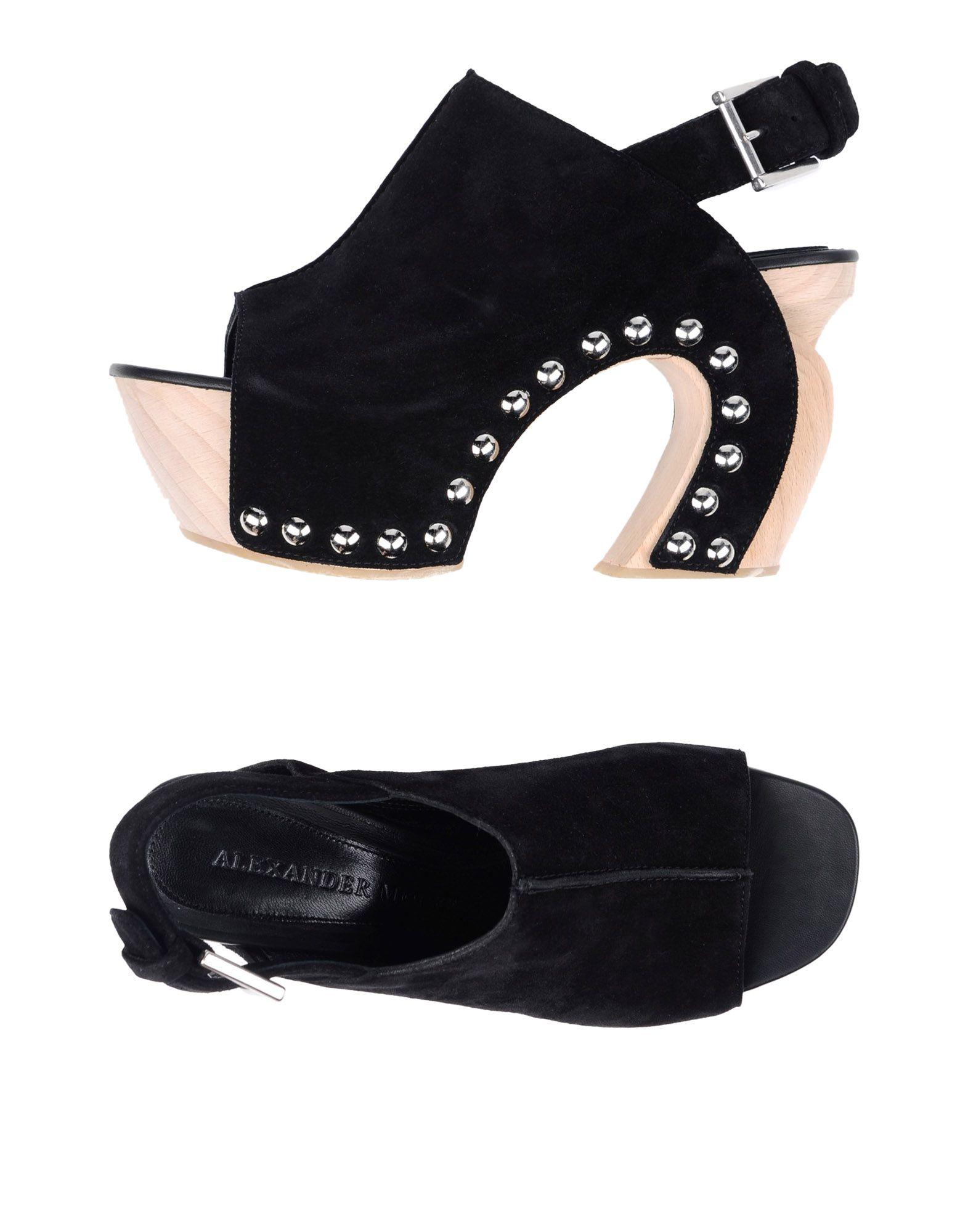 Alexander Mcqueen Sandalen Damen  11338528VFGünstige gut aussehende Schuhe