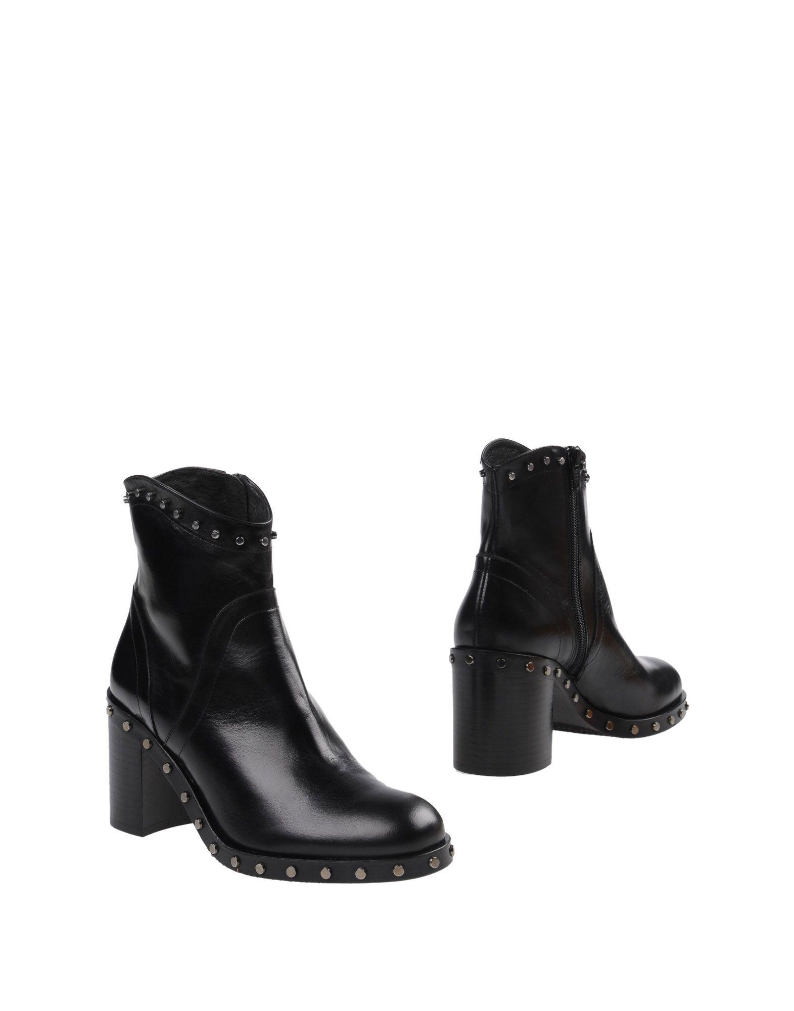 Bottine Zinda Femme - Bottines Zinda Noir Confortable et belle