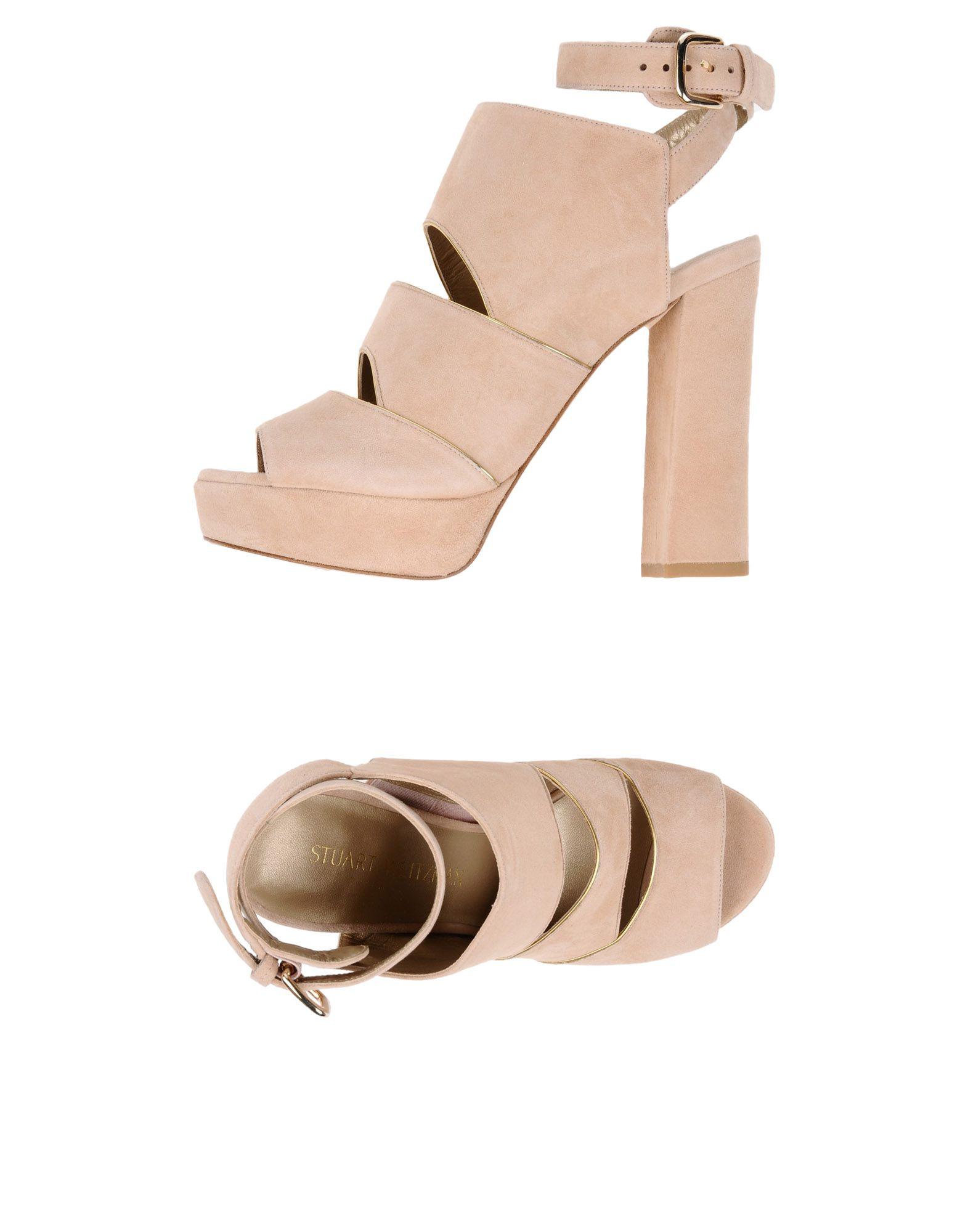 Stilvolle billige Schuhe Stuart Weitzman Sandalen Damen  11338590MQ