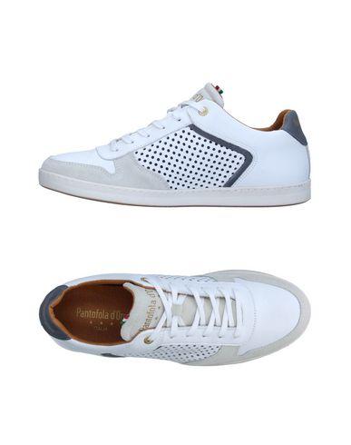 Pantofola D'oro Sneakers Uomo Scarpe D'orobianco