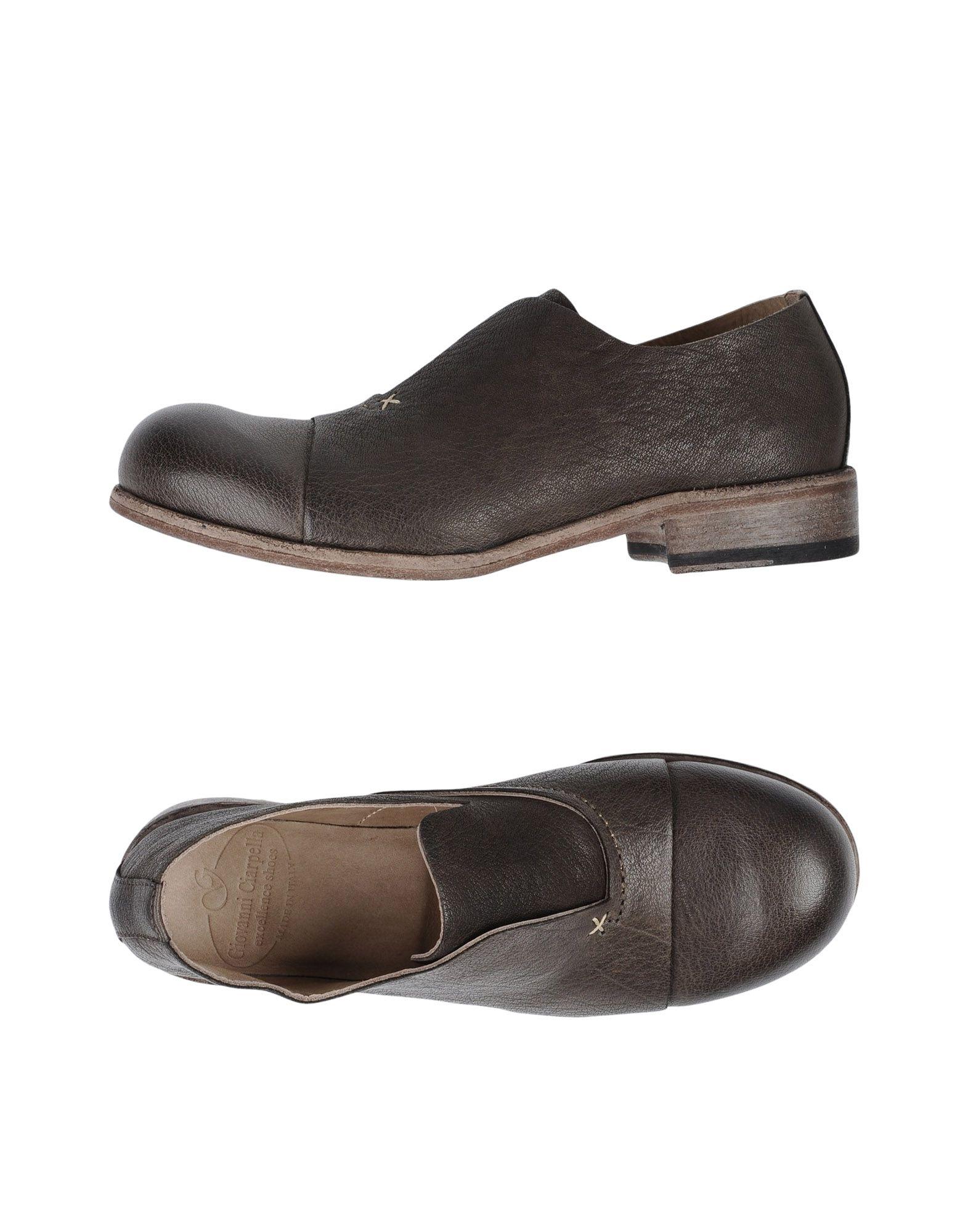 GIOVANNI CIARPELLA Zapatos de cordones mujer wQUKYTa