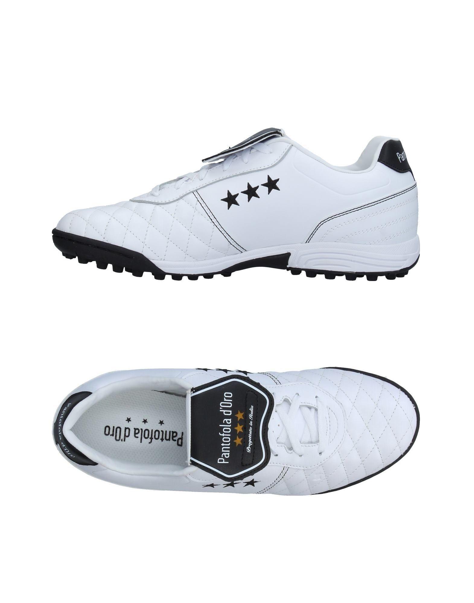 Zapatillas Pantofola D'oro Hombre - Zapatillas Pantofola Pantofola Zapatillas D'oro  Blanco eec5ce