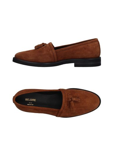 BELSIRE Loafers in Tan