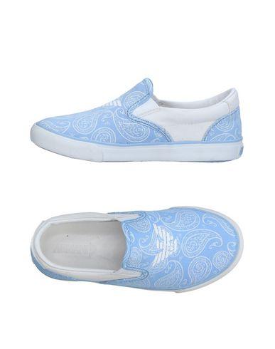 Steckdose Neu ARMANI JUNIOR Sneakers Unter Online-Verkauf Freies Verschiffen Der Niedrige Preis Versandgebühr Shop Selbst mw7RYo