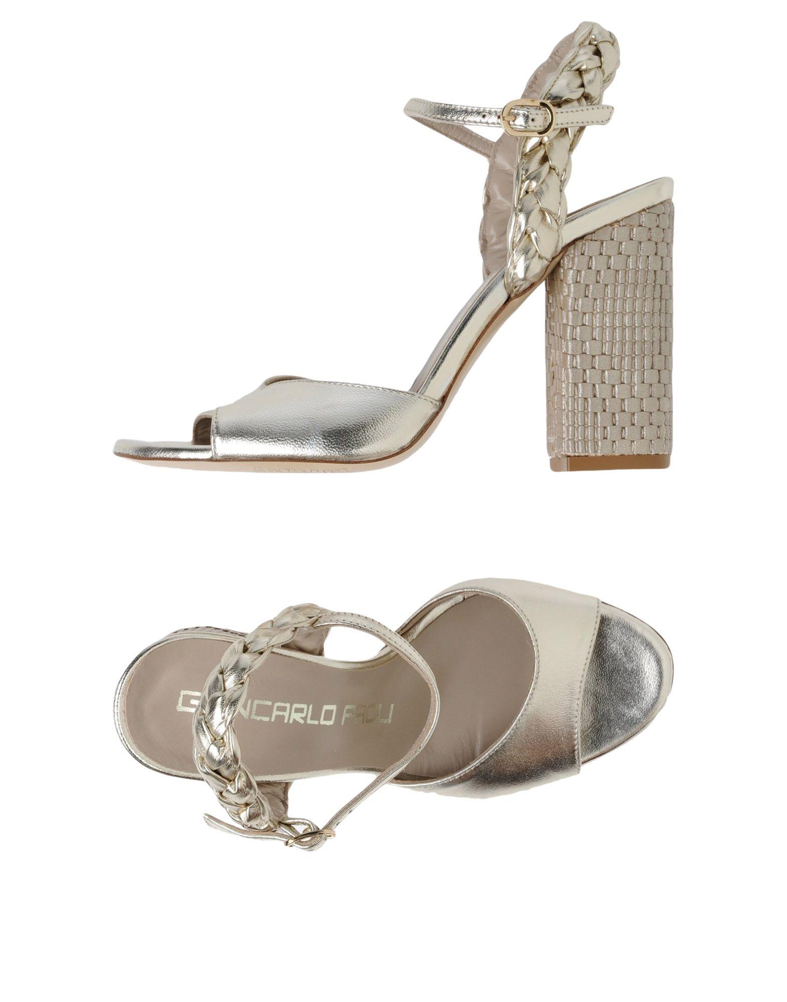 Gut um billige Schuhe Schuhe Schuhe zu tragenGiancarlo Paoli Sandalen Damen  11338828BN 936f6d