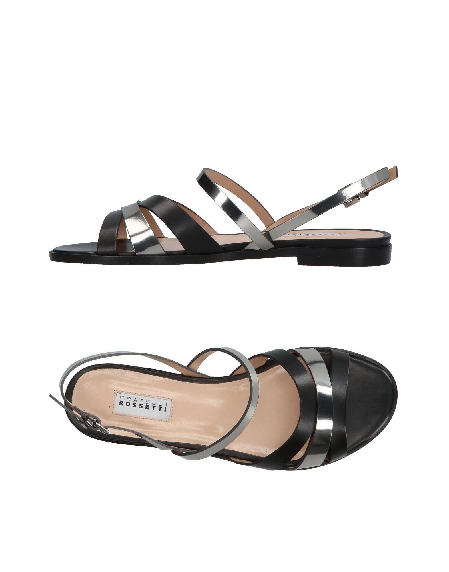 Stilvolle billige Schuhe Fratelli Rossetti Sandalen Damen  11338865GC