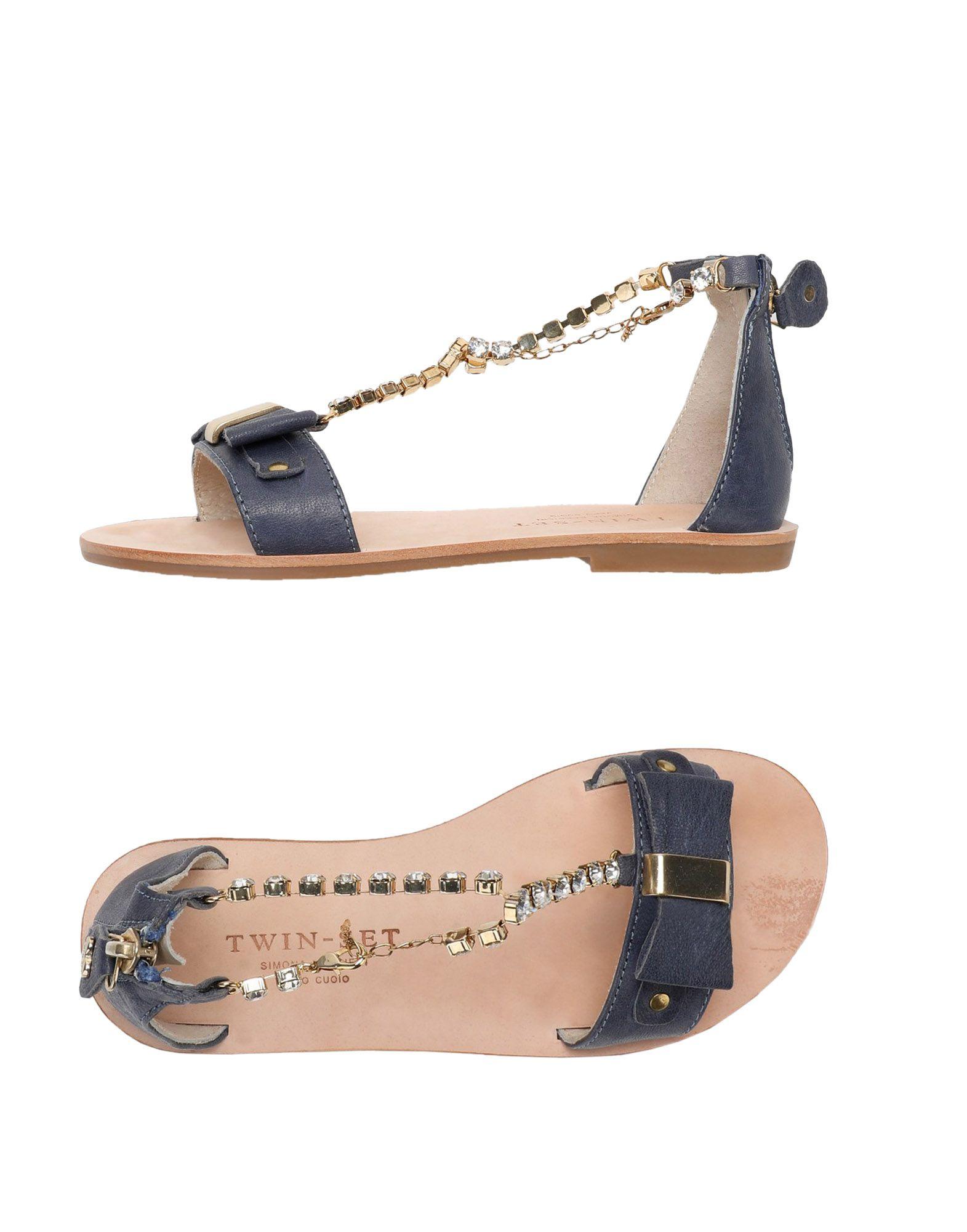 separation shoes 000b3 c921f Sandali Twinset Bambina 9-16 anni - Acquista online su YOOX