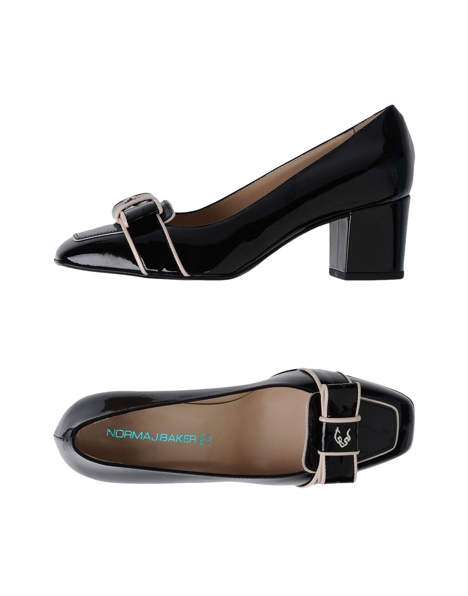 Gut um billige Schuhe zu tragenNorma J.Baker Mokassins Damen  11338917NO
