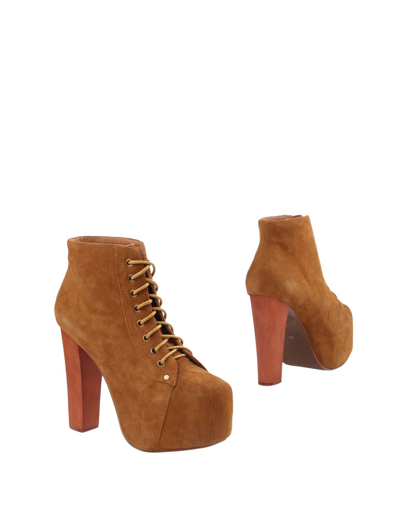 Jeffrey Campbell Stiefelette Damen  11338925KH Gute Qualität beliebte Schuhe