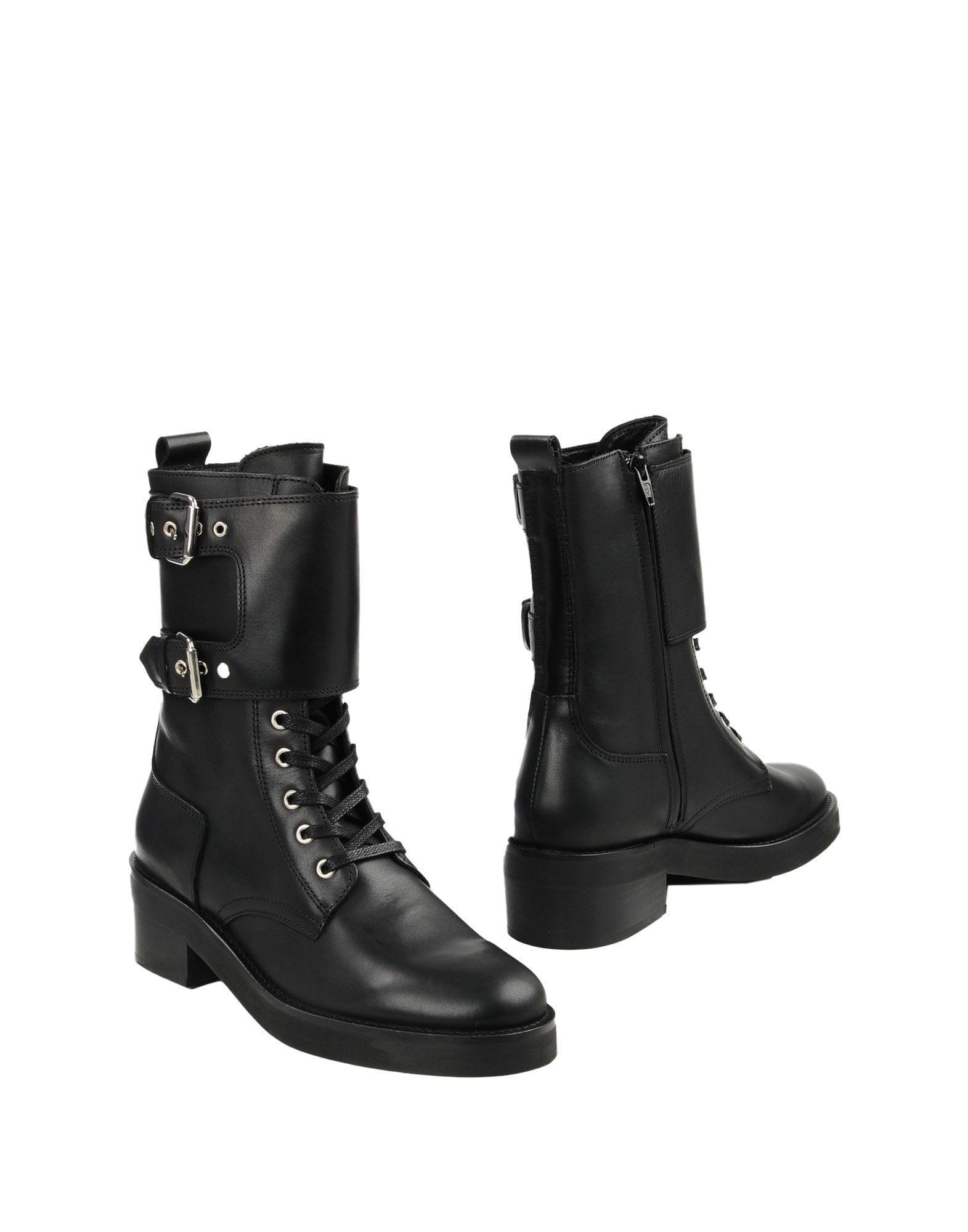Rabatt Schuhe The Kooples Stiefelette Damen  11338933JG