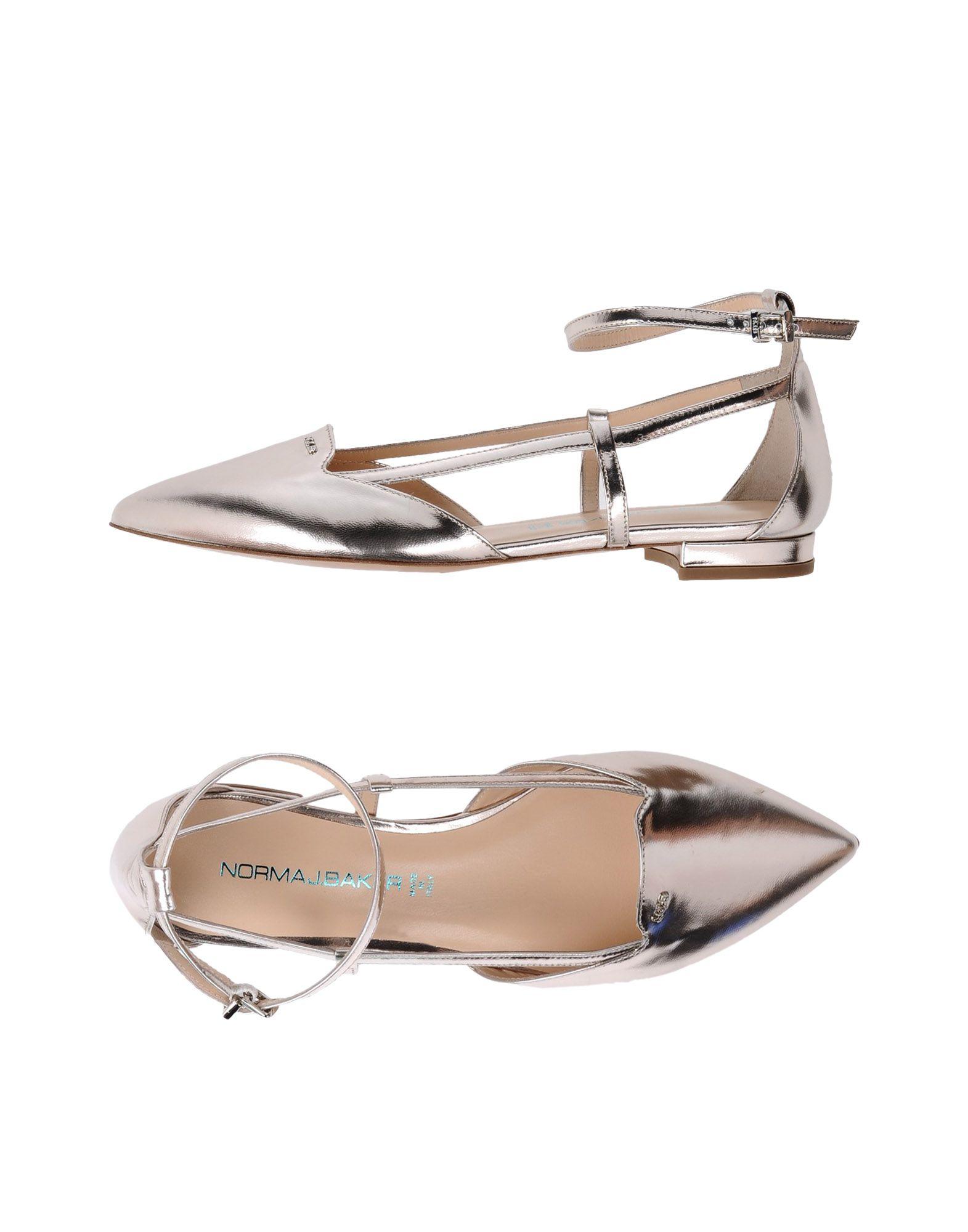 Norma J.Baker Ballerinas Damen  11338940FKGut aussehende strapazierfähige Schuhe