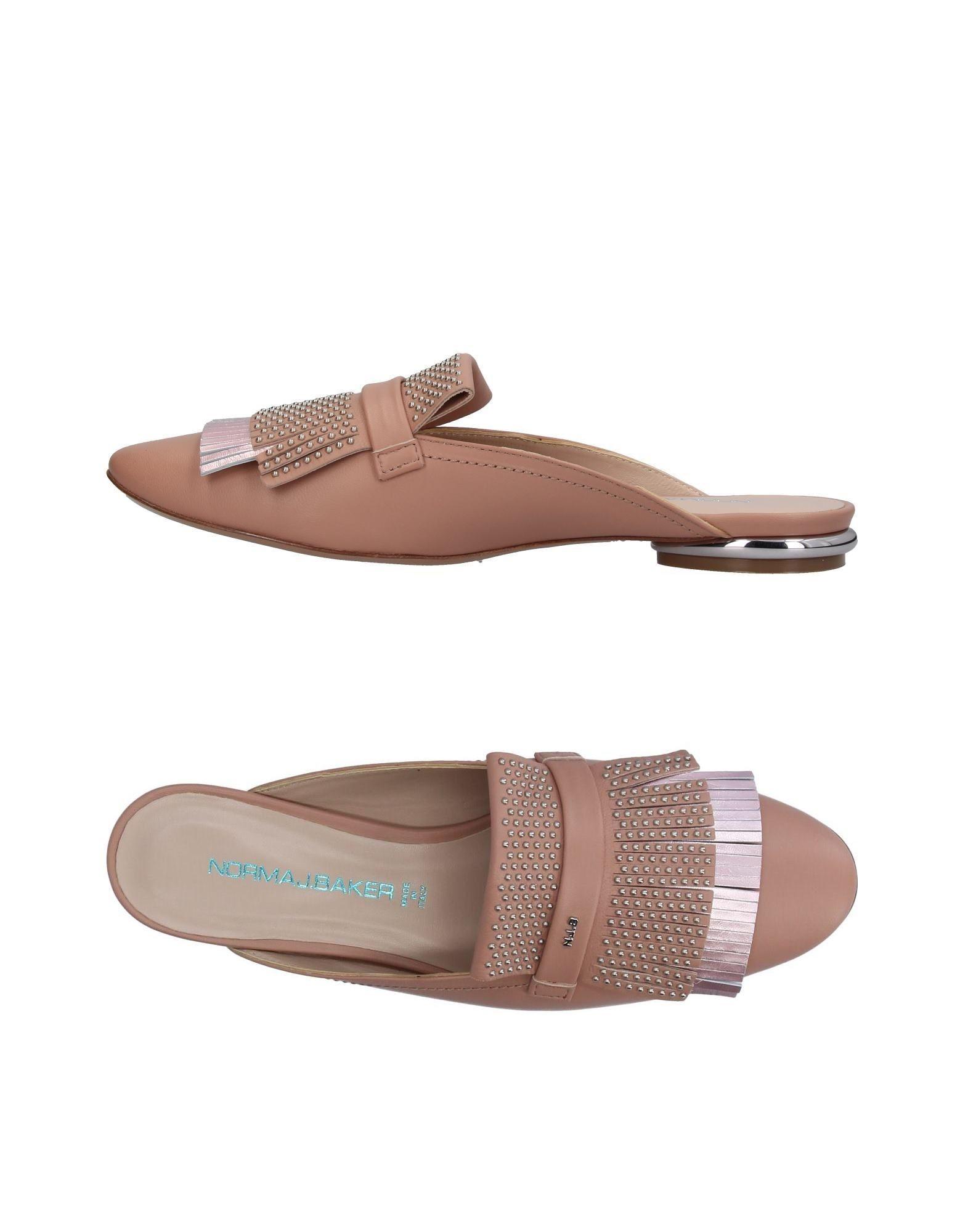 Norma J.Baker Pantoletten Damen  11338948QB Gute Qualität beliebte Schuhe