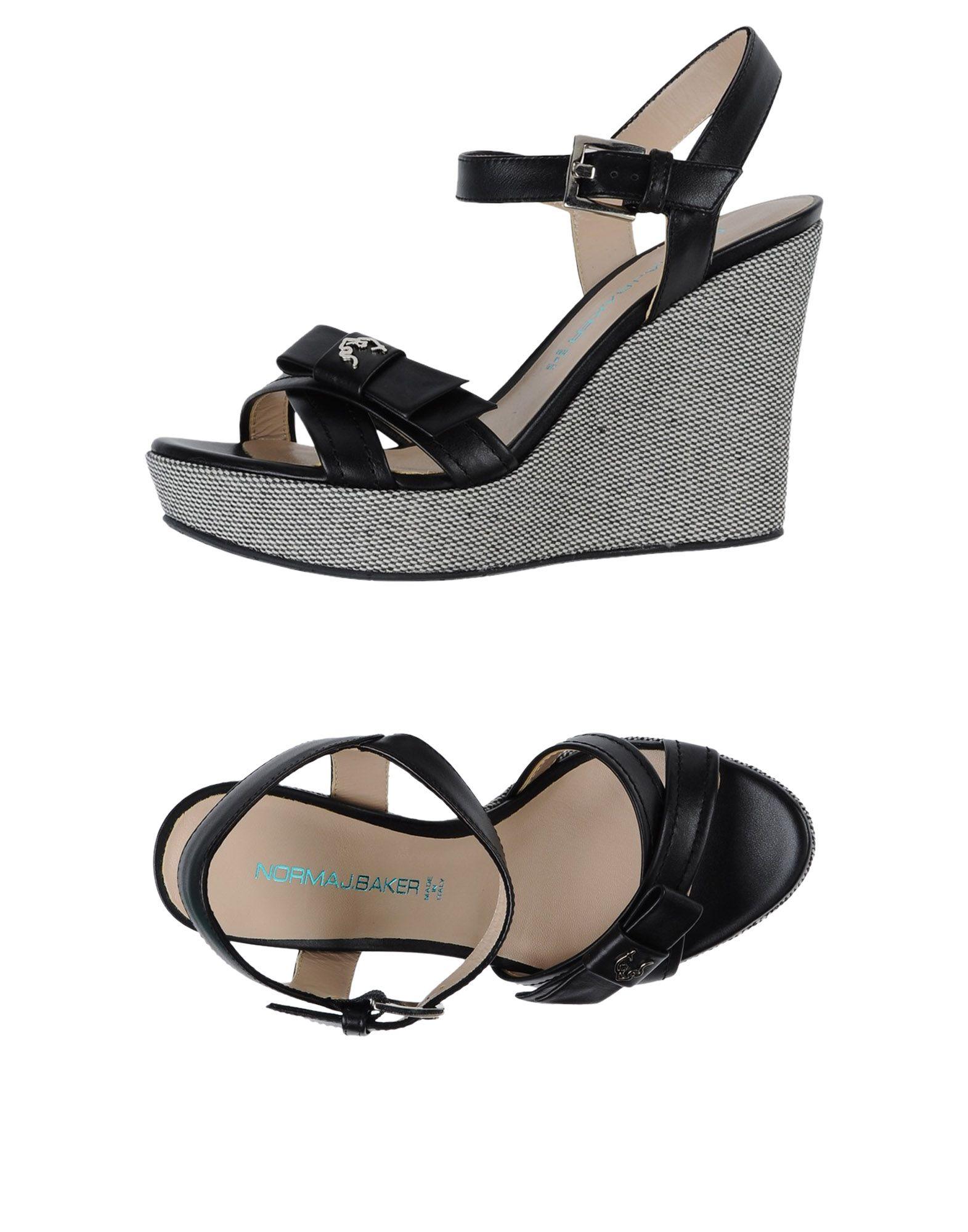 Gut um Sandalen billige Schuhe zu tragenNorma J.Baker Sandalen um Damen  11338961VR 825bf1