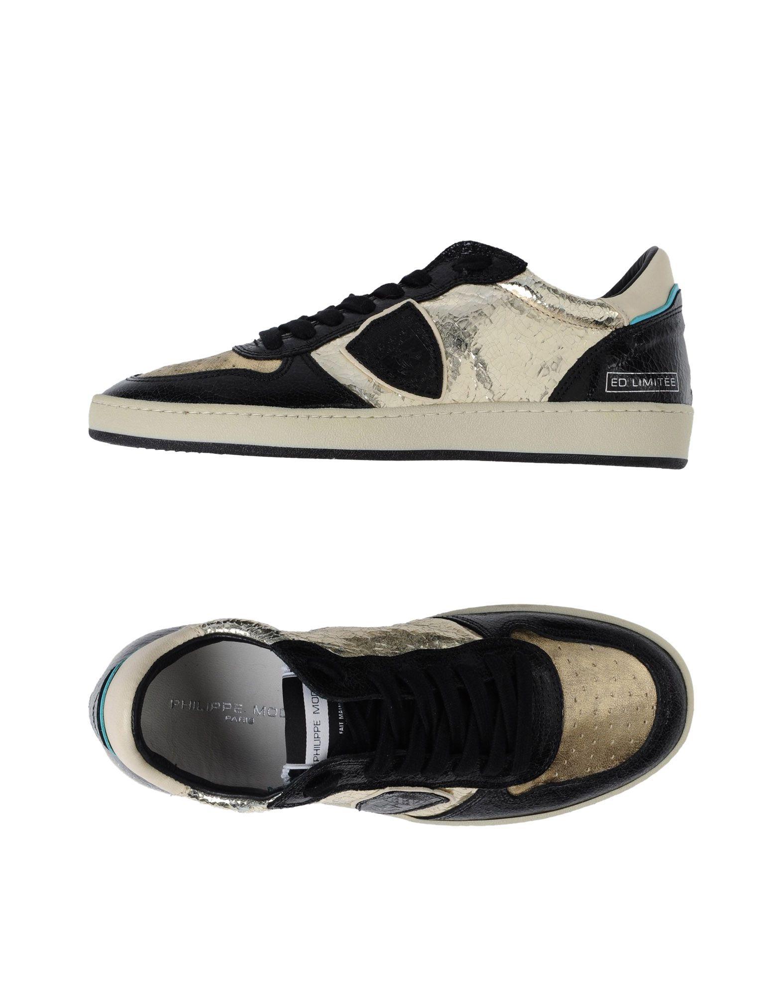 Philippe Model Sneakers Damen  11339031LAGut aussehende strapazierfähige Schuhe