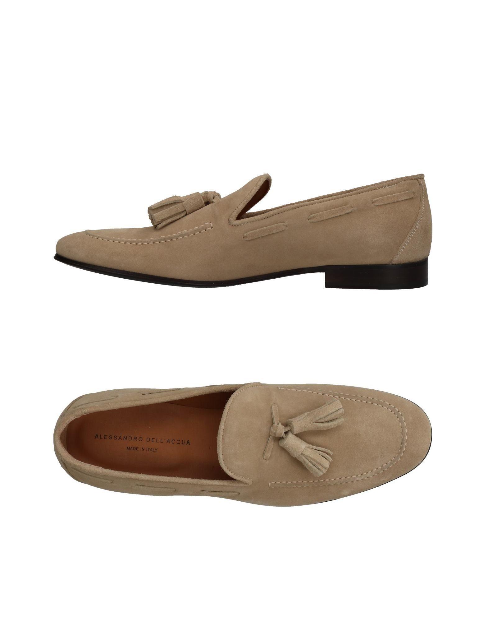 Alessandro Dell'acqua Mokassins Herren  11339061HJ Gute Qualität beliebte Schuhe