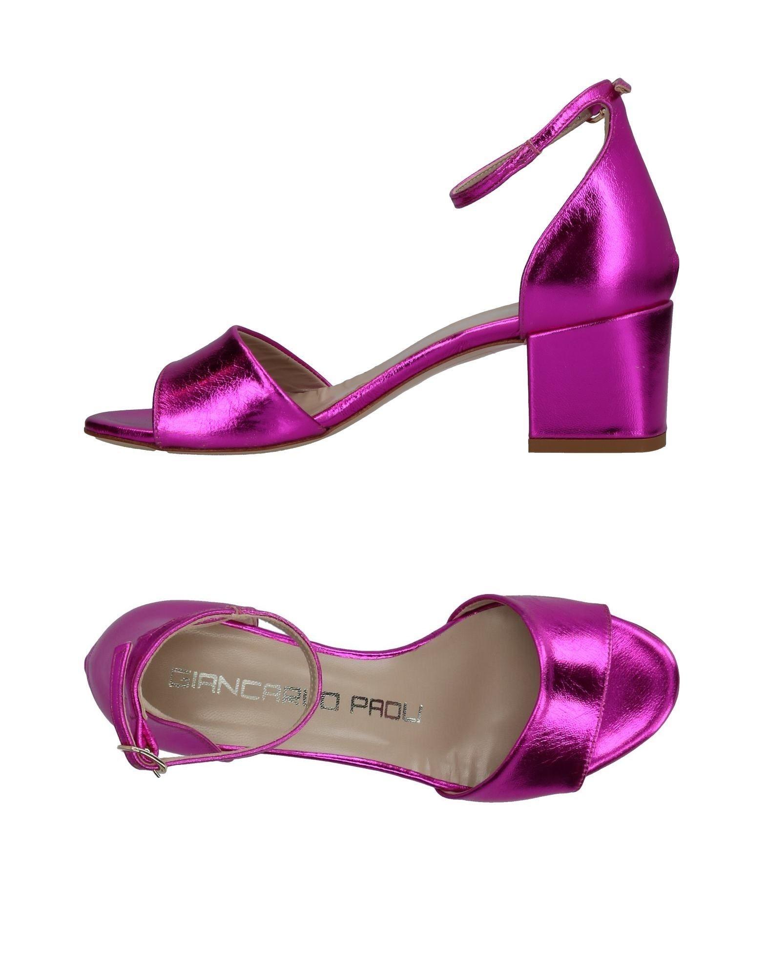 Giancarlo Paoli Sandalen Damen  11339093AL Gute Qualität beliebte Schuhe