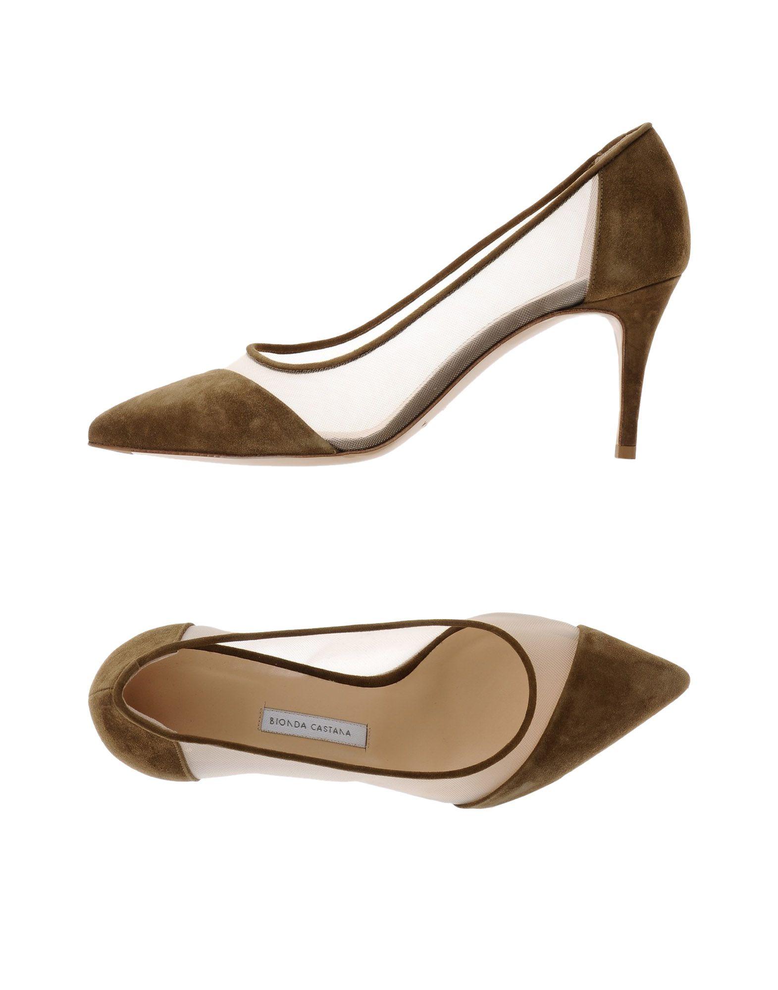 Bionda Castana Pumps Damen  11339107WO Neue Schuhe