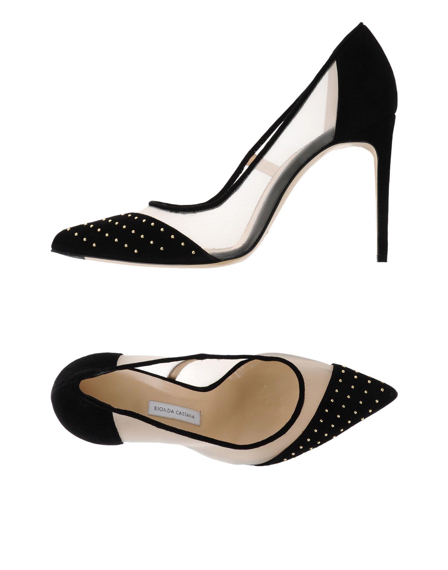Rabatt Schuhe Bionda Castana Pumps Damen  11339120AT