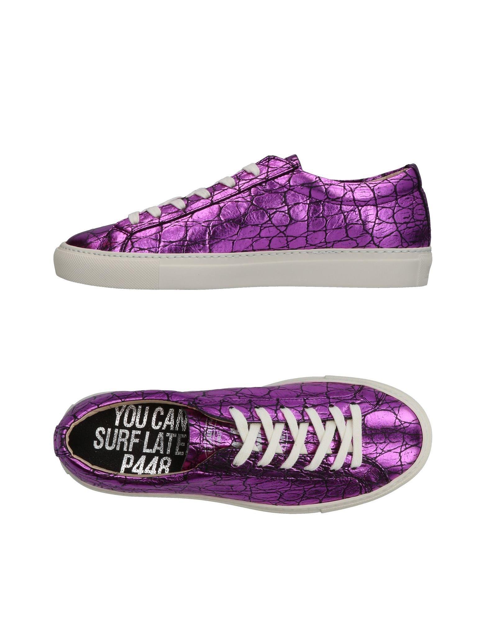 Scarpe economiche e resistenti Sneakers P448 Donna - 11339161PV