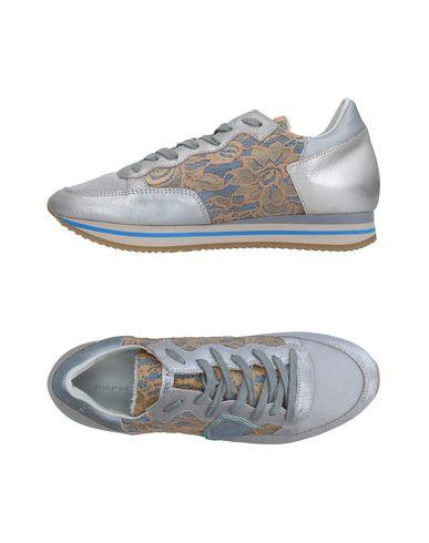 Zapatos Zapatos Zapatos especiales para hombres y mujeres Zapatillas Philippe Model Mujer - Zapatillas Philippe Model - 11339174XK Plata 8501d3