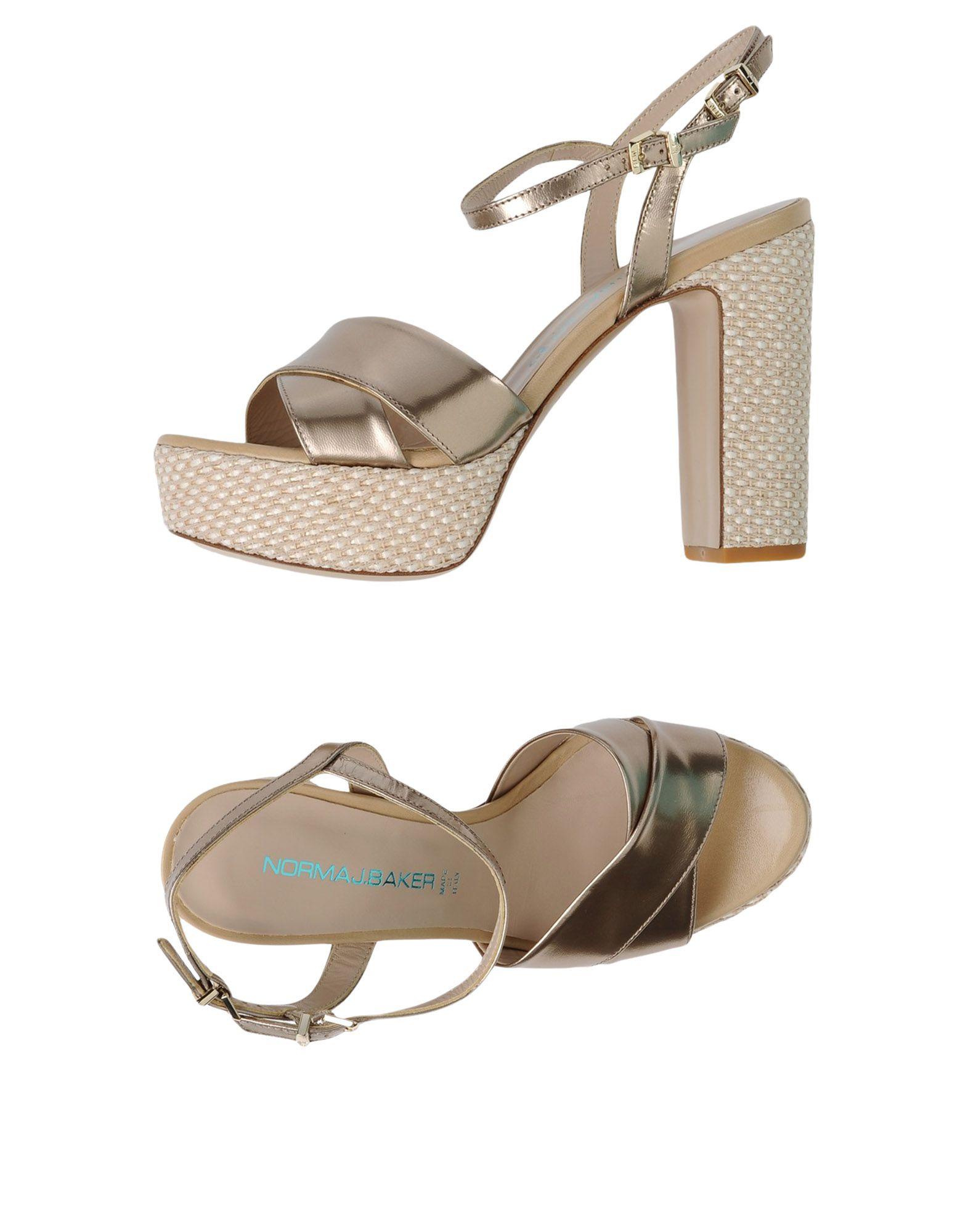 Norma J.Baker Sandalen Damen  11339189JE Gute Qualität beliebte Schuhe