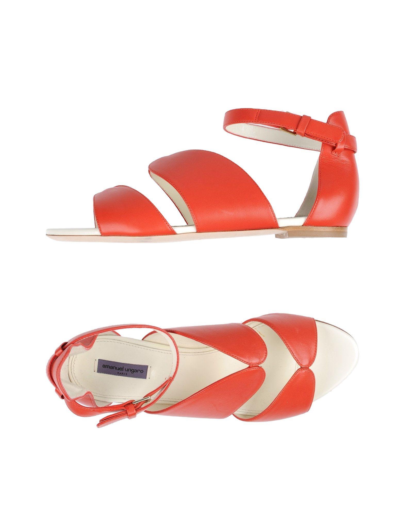 Emanuel Ungaro Sandalen Damen  11339246LL Gute Qualität beliebte Schuhe
