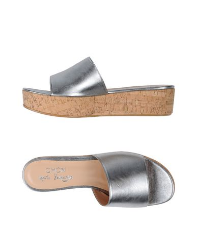 outlet cheap quality CHON Open-toe mules buy cheap pick a best clearance extremely Zn711VrL